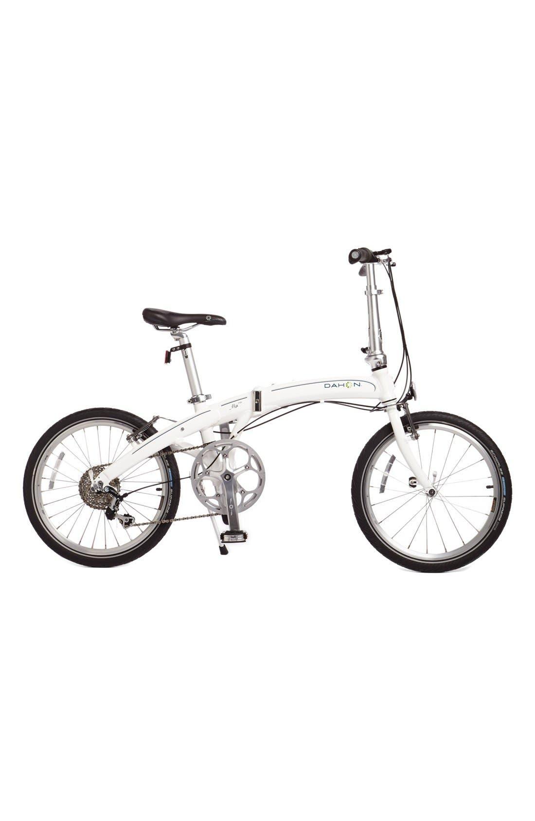 DAHON,                             'Mu P8' Folding Bike,                             Alternate thumbnail 2, color,                             100