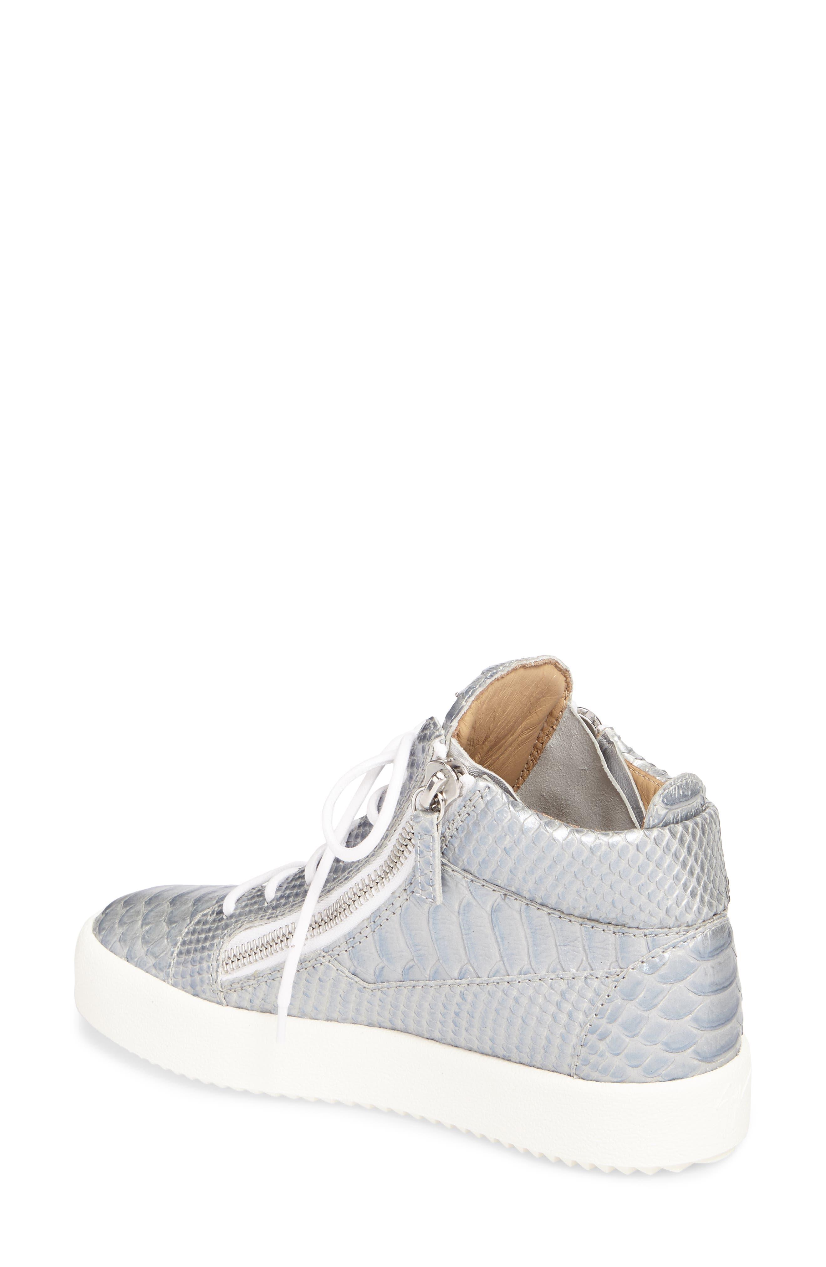 May London Mid Top Sneaker,                             Alternate thumbnail 2, color,                             020