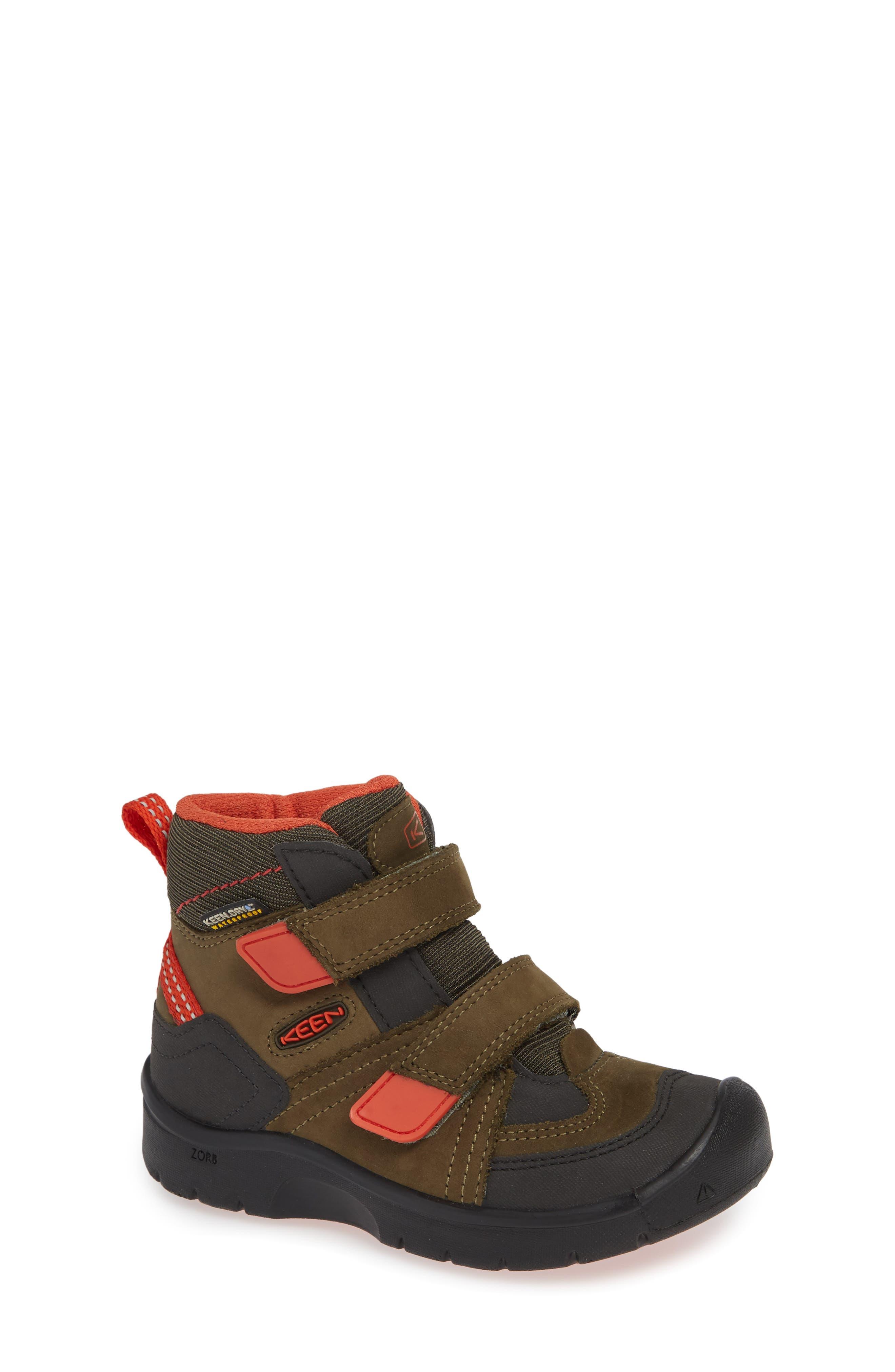 Hikeport Strap Waterproof Mid Boot,                             Main thumbnail 2, color,