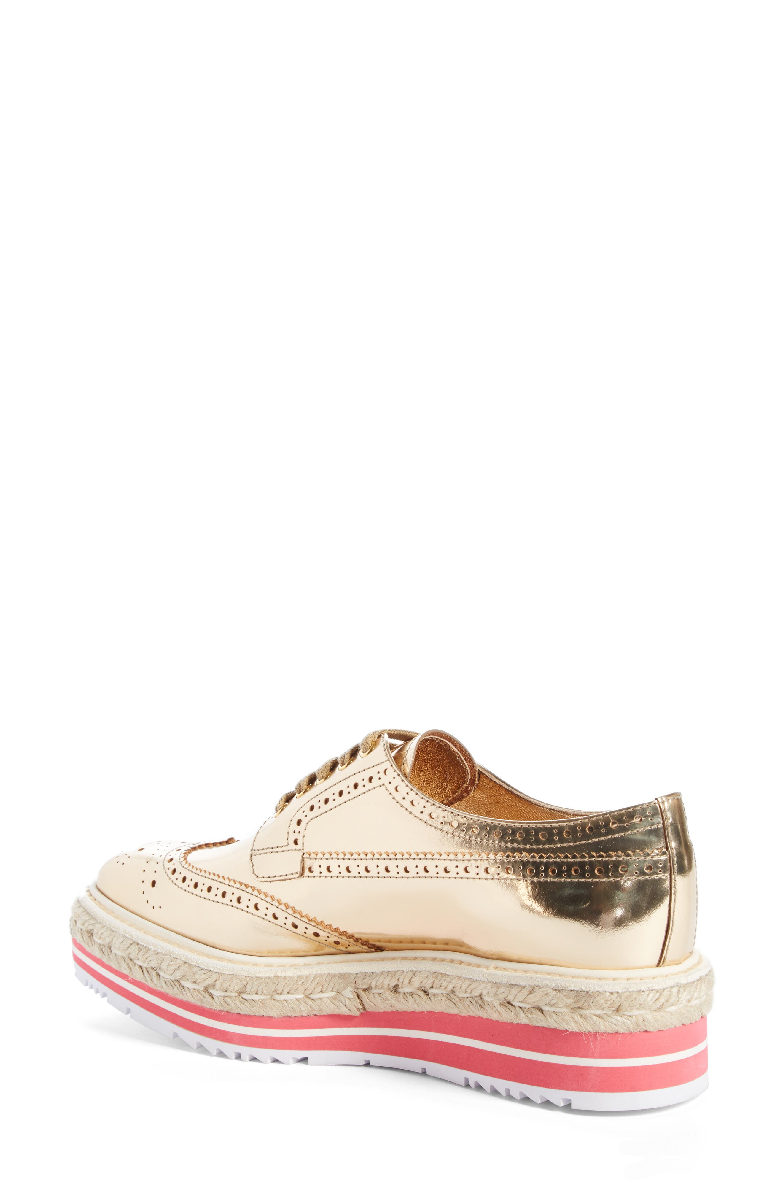 Microsole Espadrille Oxford,                             Alternate thumbnail 10, color,