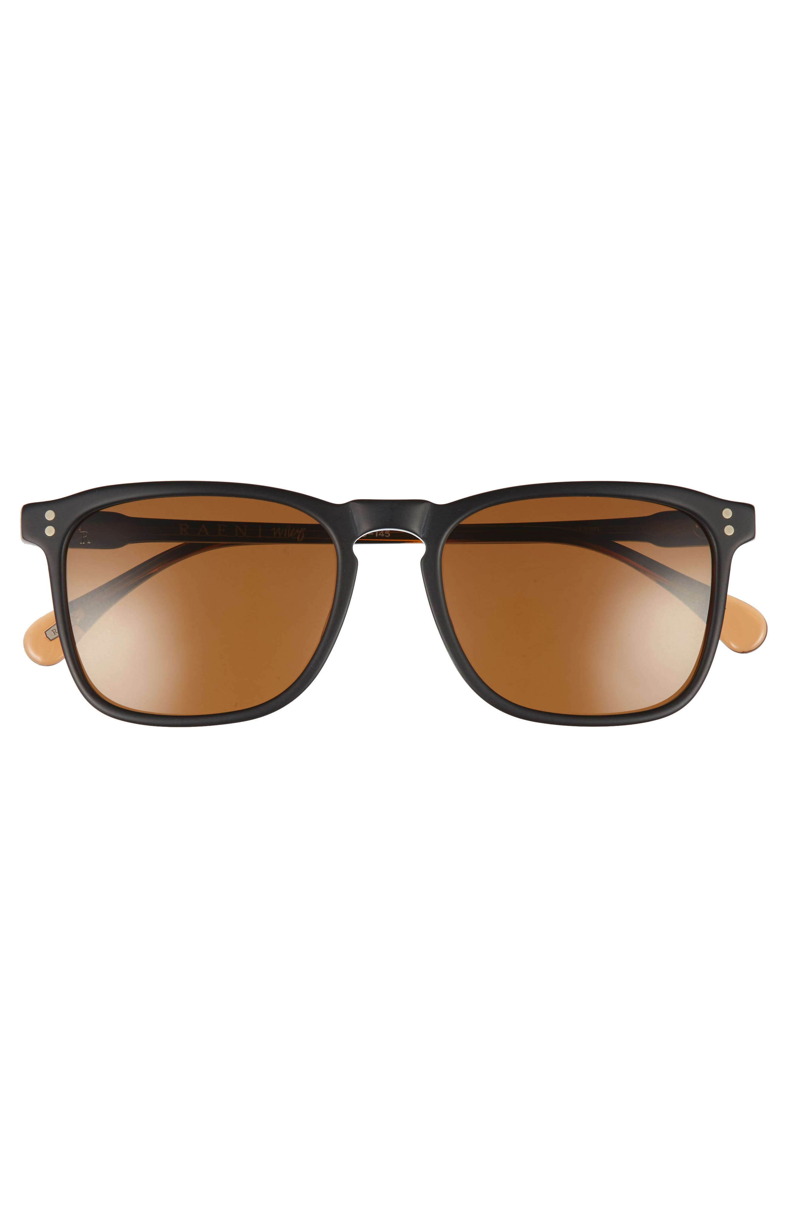Wiley 54mm Polarized Sunglasses,                             Alternate thumbnail 2, color,                             004