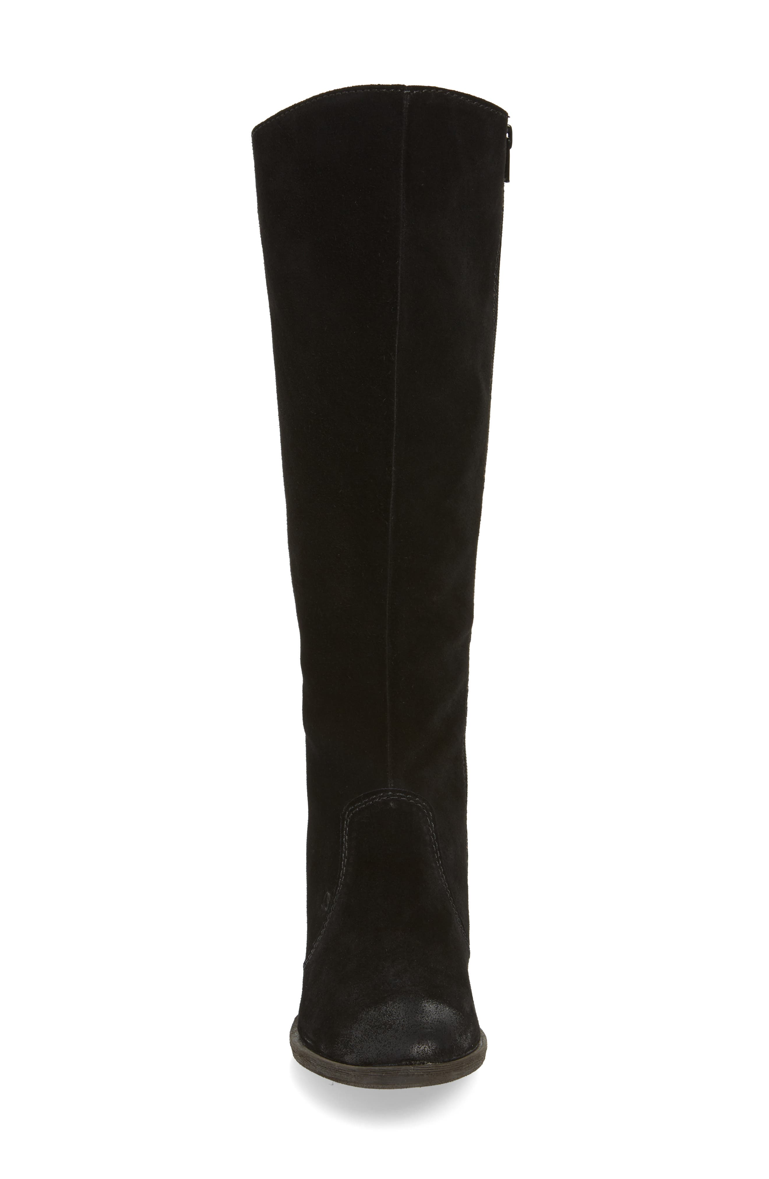 Daphne 33 Knee High Boot,                             Alternate thumbnail 4, color,                             005