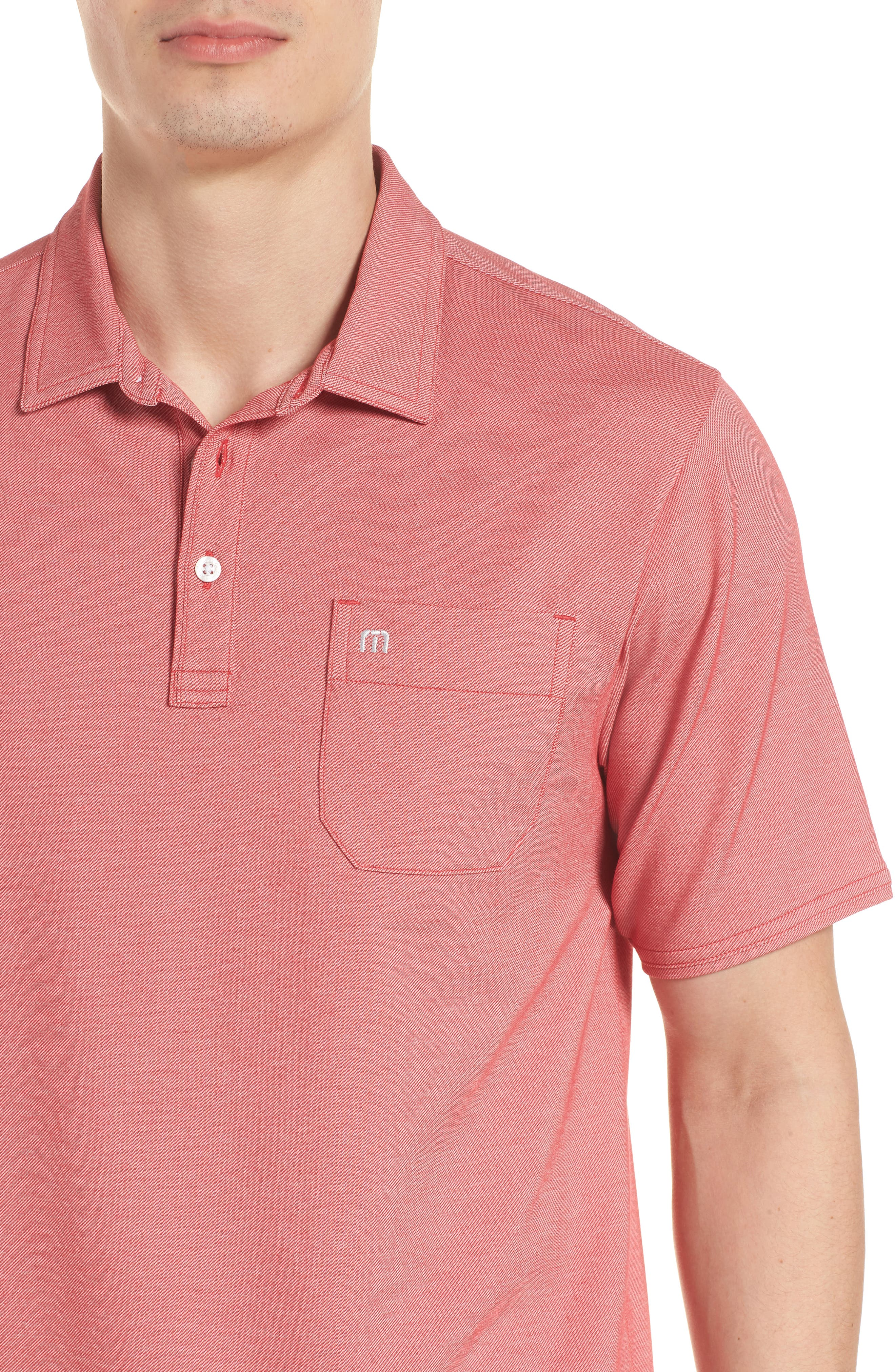 Ledger Polo,                             Alternate thumbnail 4, color,                             600