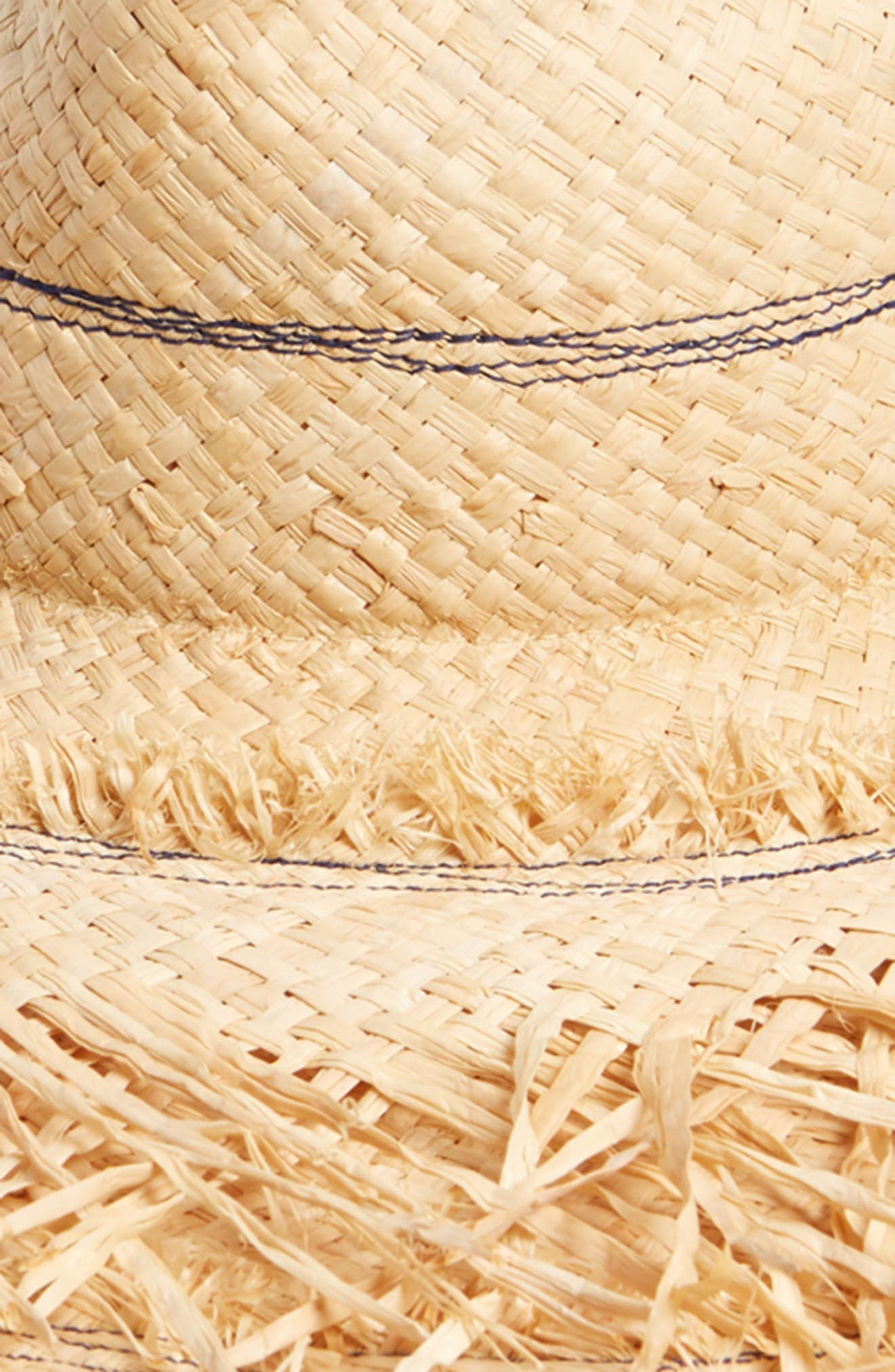 Coconut Raffia Sun Hat,                             Alternate thumbnail 2, color,                             410
