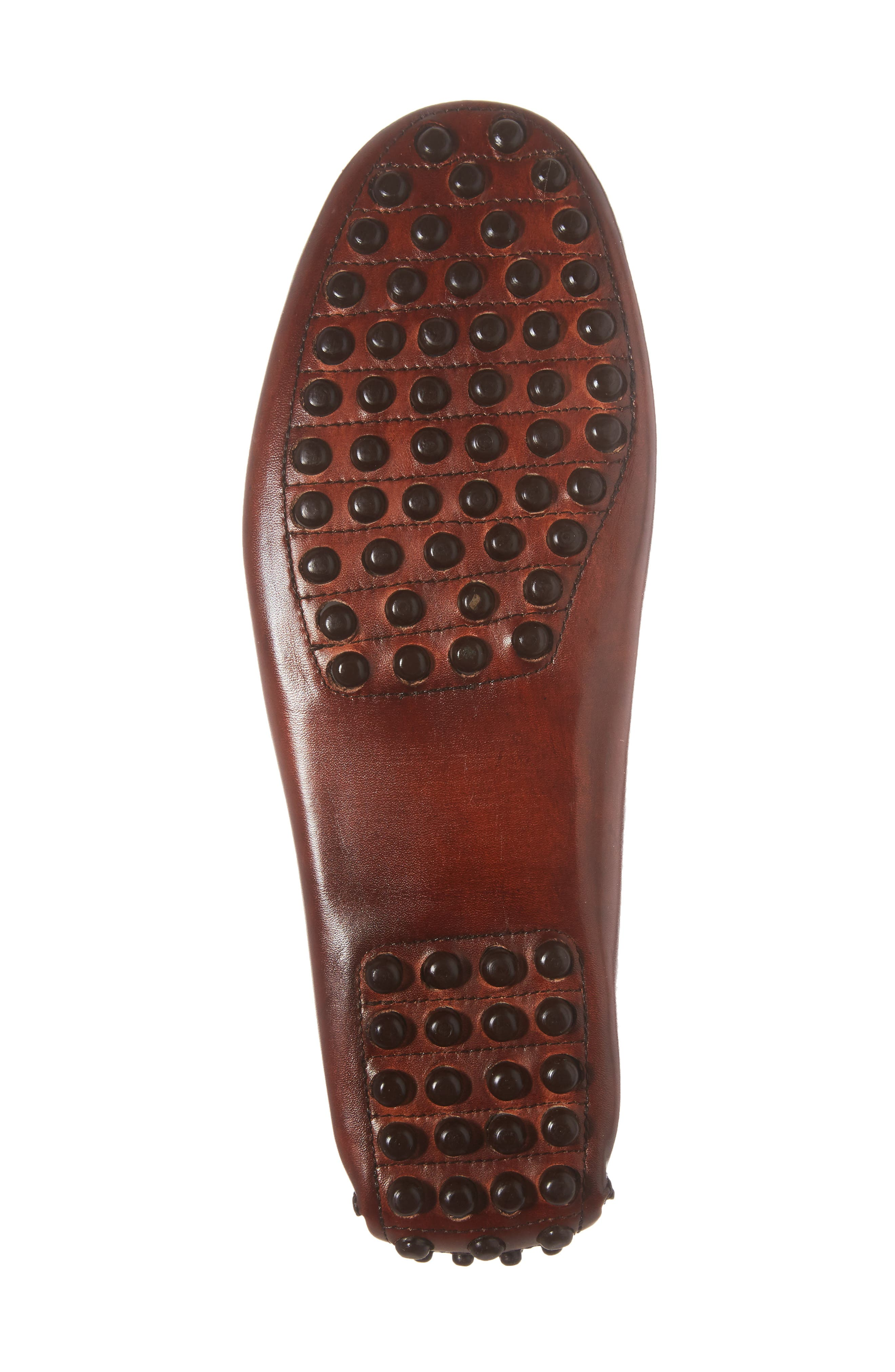 Cane Driving Shoe,                             Alternate thumbnail 6, color,                             TAN LEATHER