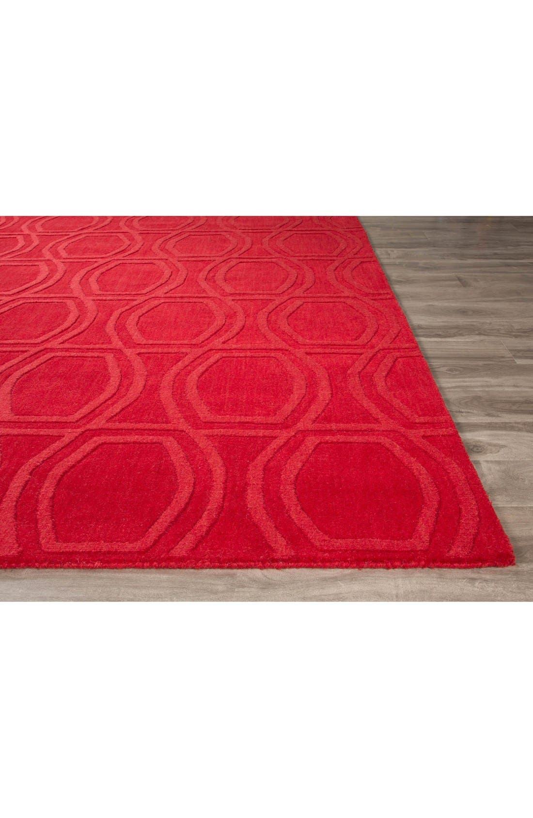 'astor' wool rug,                             Alternate thumbnail 14, color,