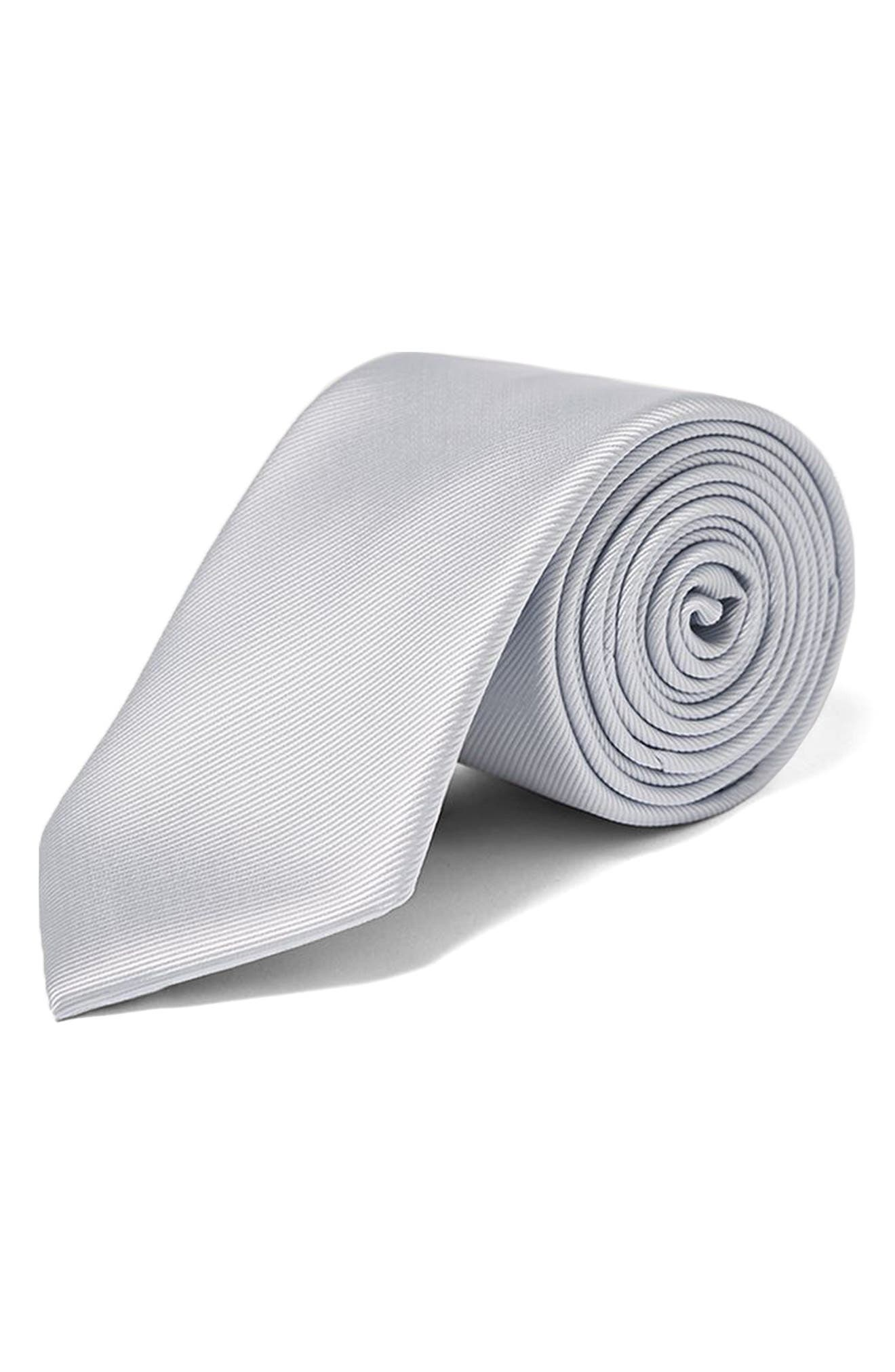 Woven Tie,                             Main thumbnail 1, color,                             050