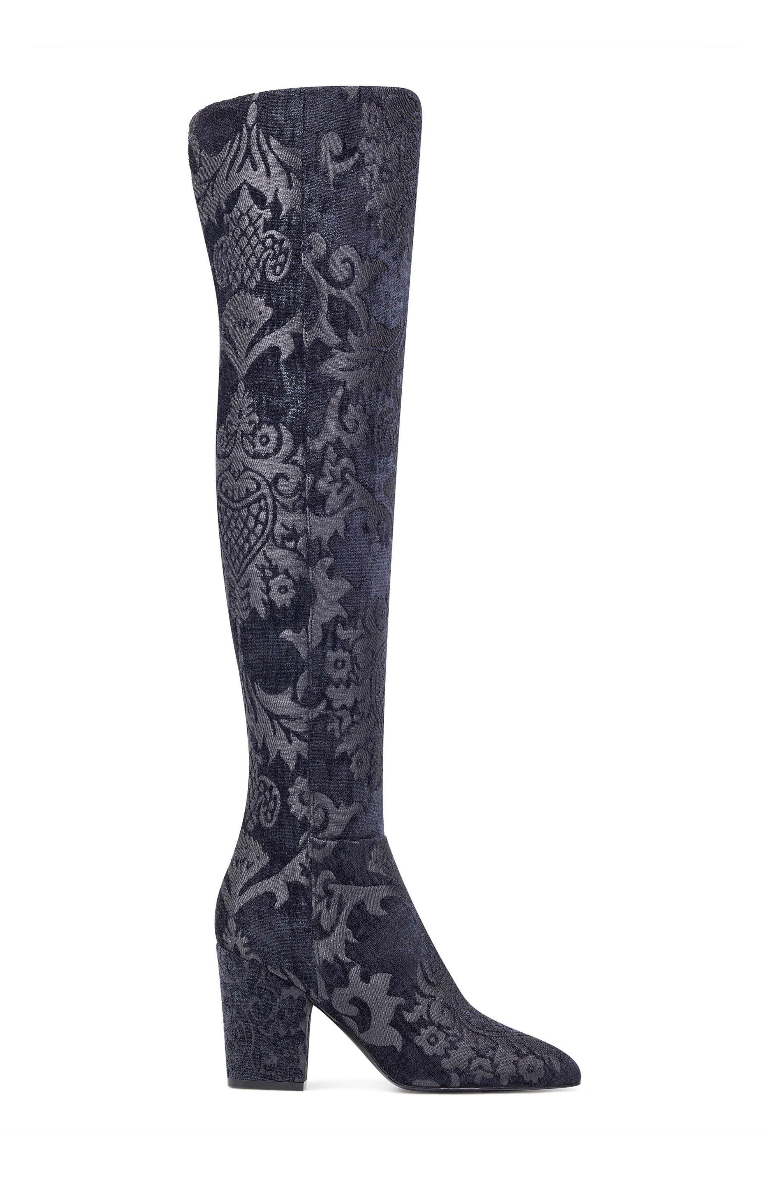 Siventa Over the Knee Boot,                             Alternate thumbnail 3, color,                             001