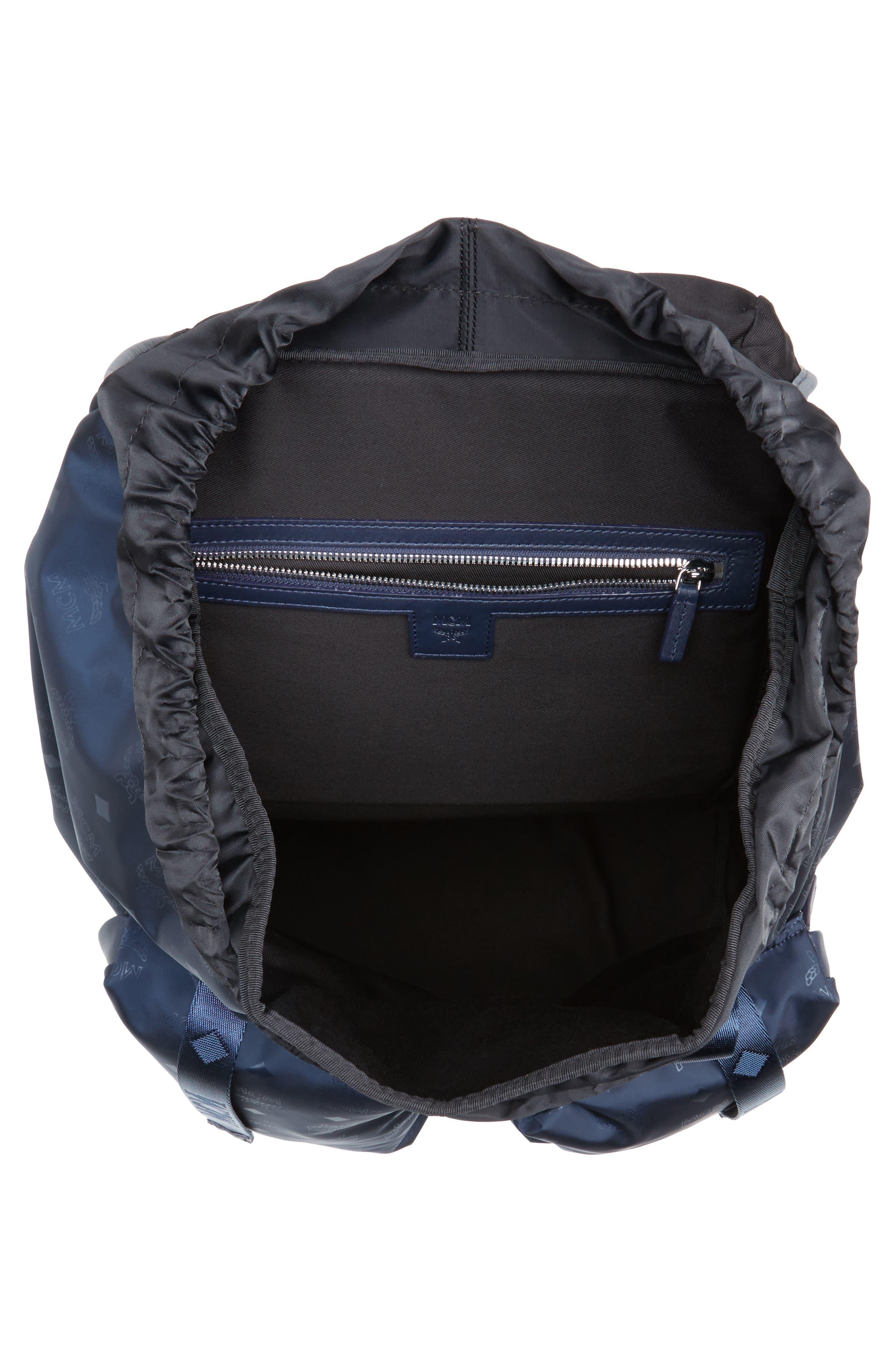 Dieter Backpack,                             Alternate thumbnail 4, color,                             NAVY BLUE