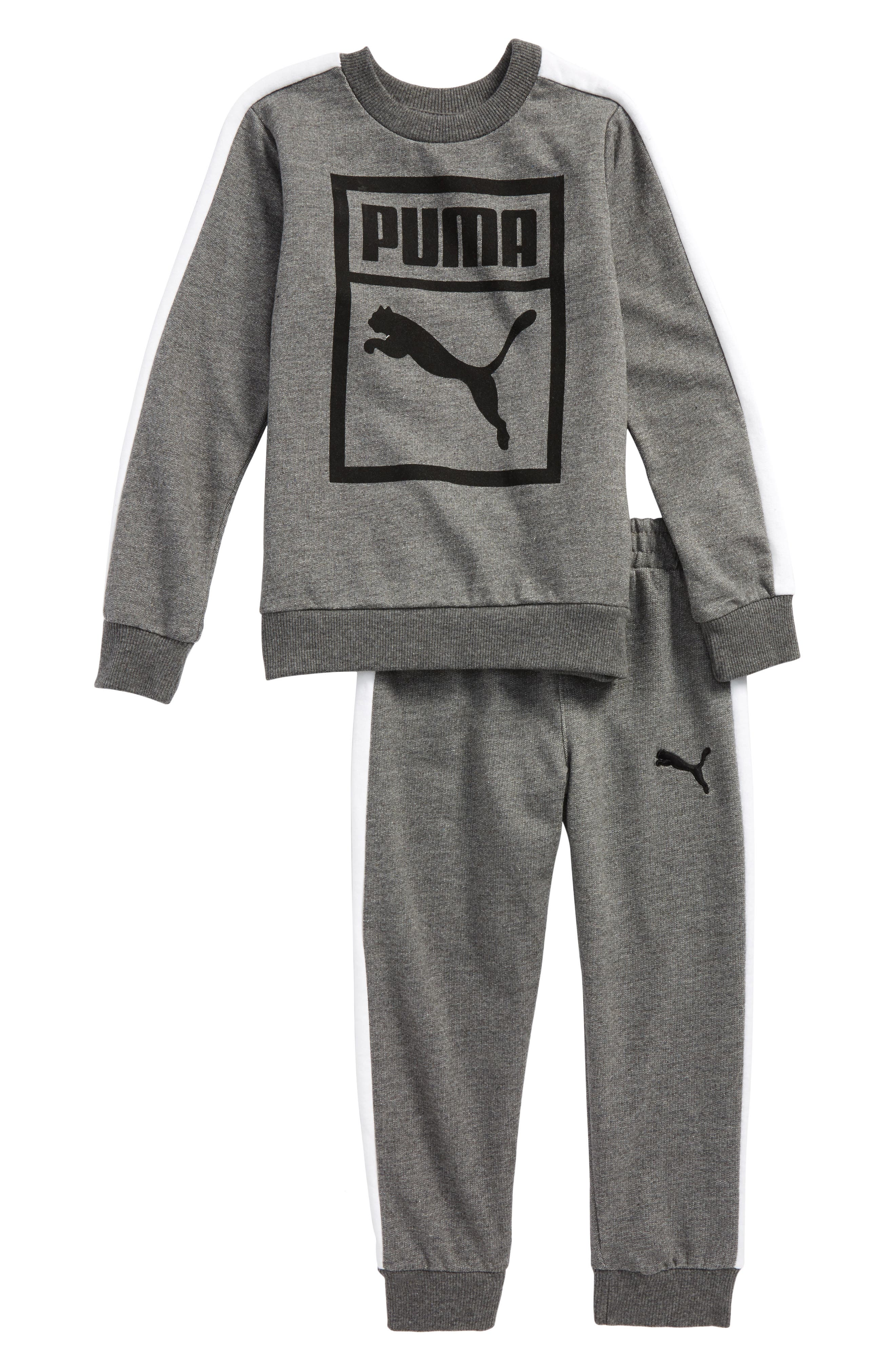 Heritage Sweatshirt & Sweatpants Set,                         Main,                         color,