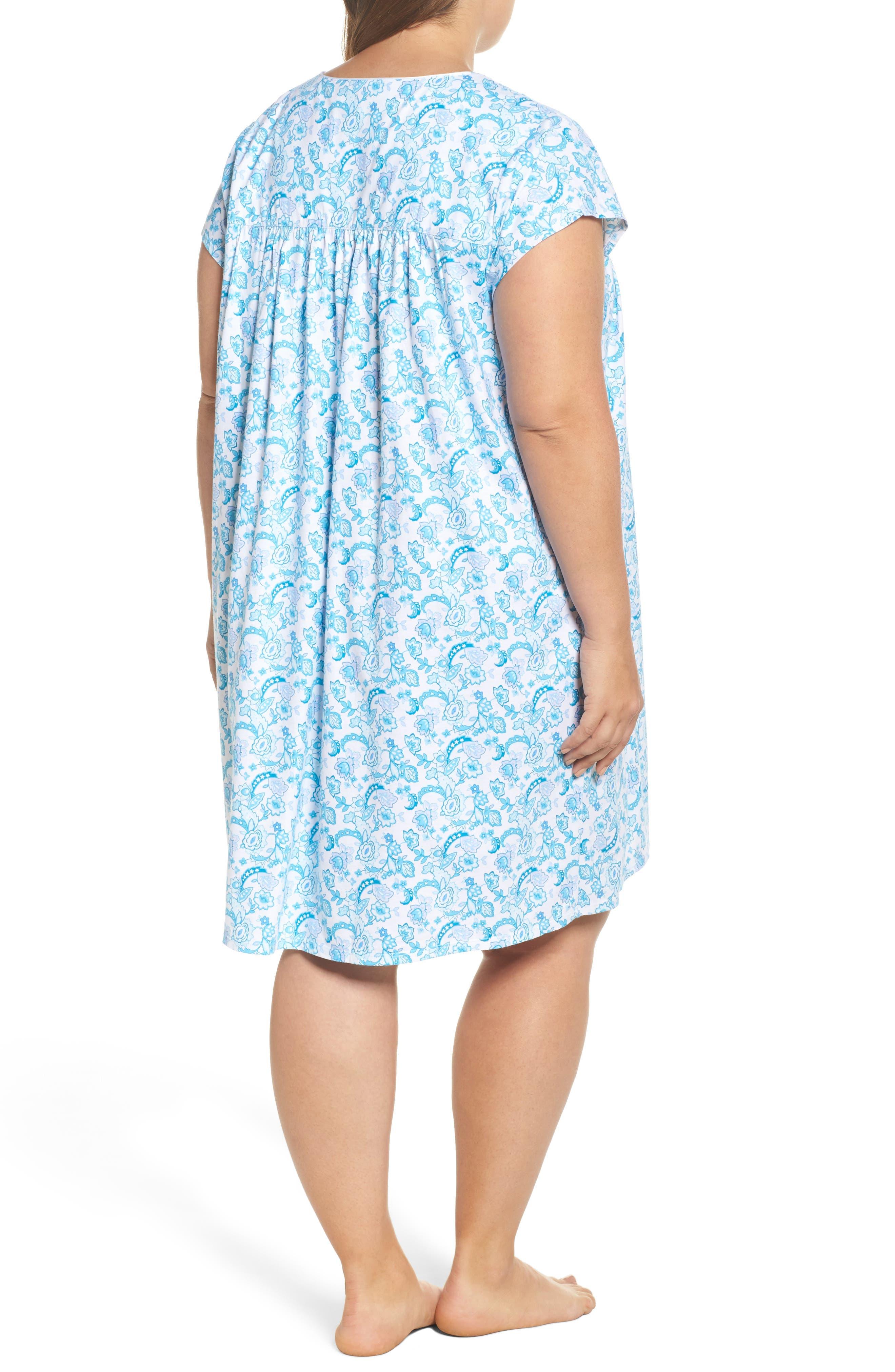 Short Nightgown,                             Alternate thumbnail 6, color,
