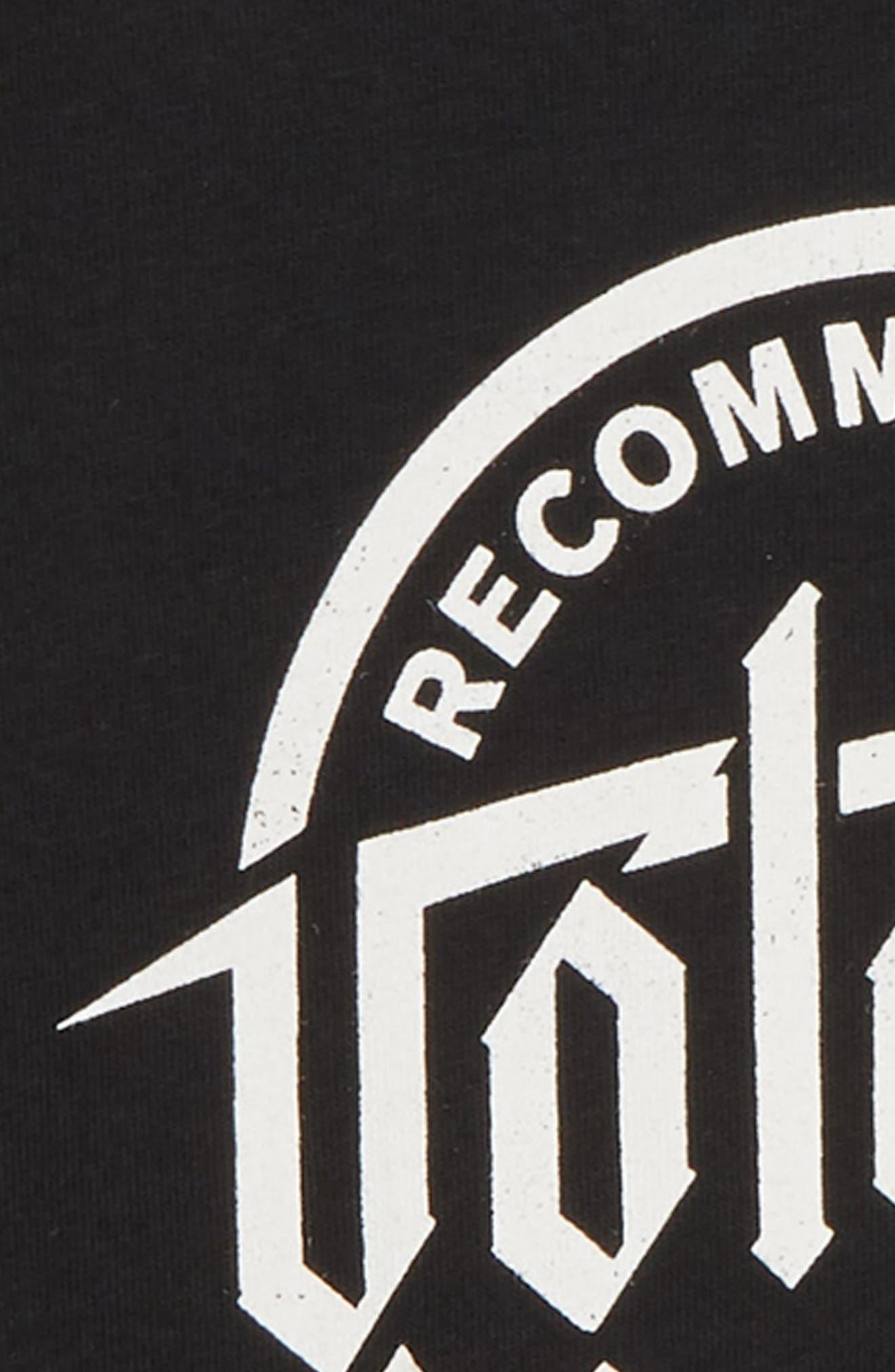 Boltz Logo Graphic T-Shirt,                             Alternate thumbnail 2, color,                             BLACK