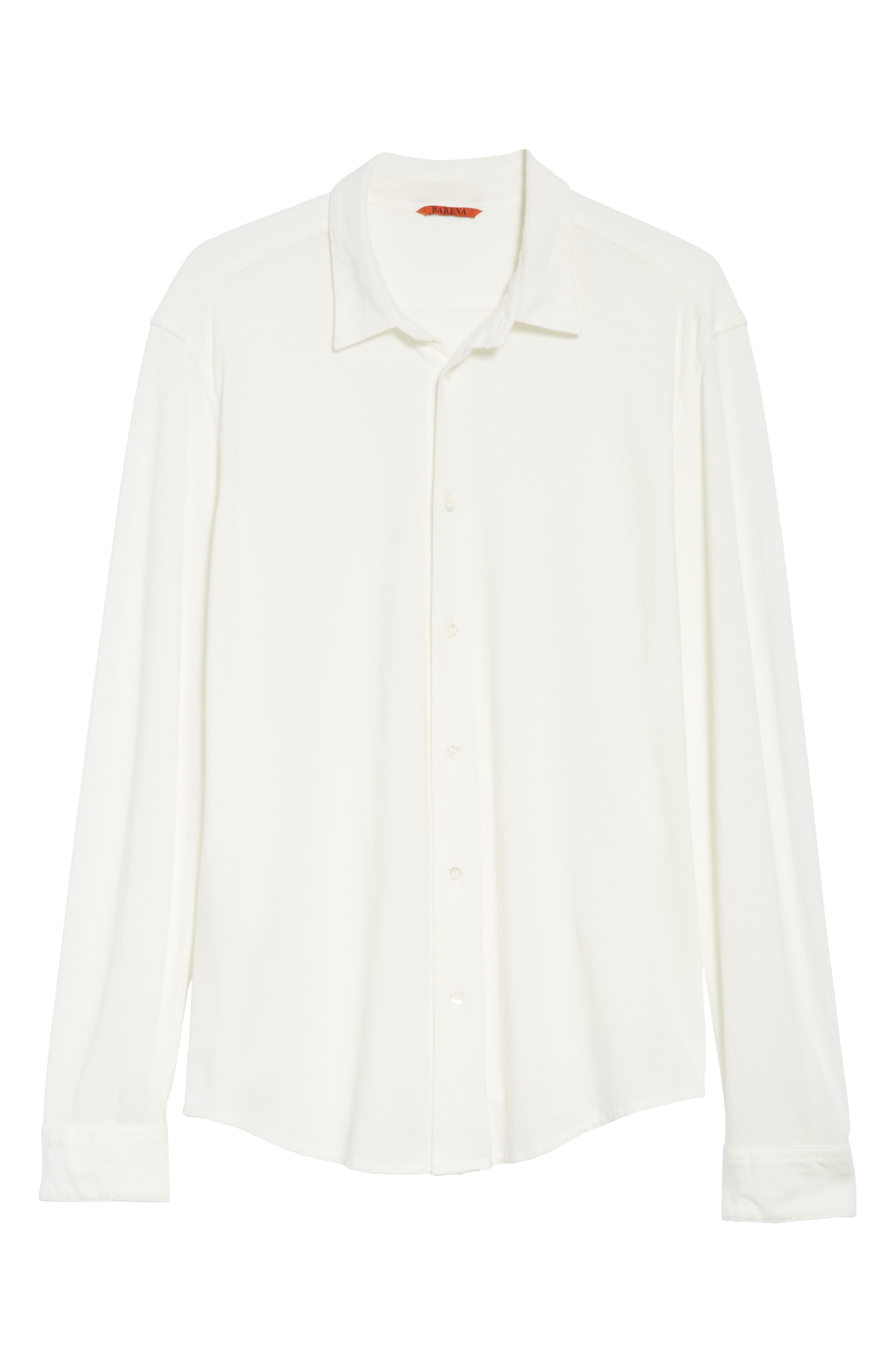 Coppi Tamiso Sport Shirt,                             Alternate thumbnail 6, color,                             WHITE