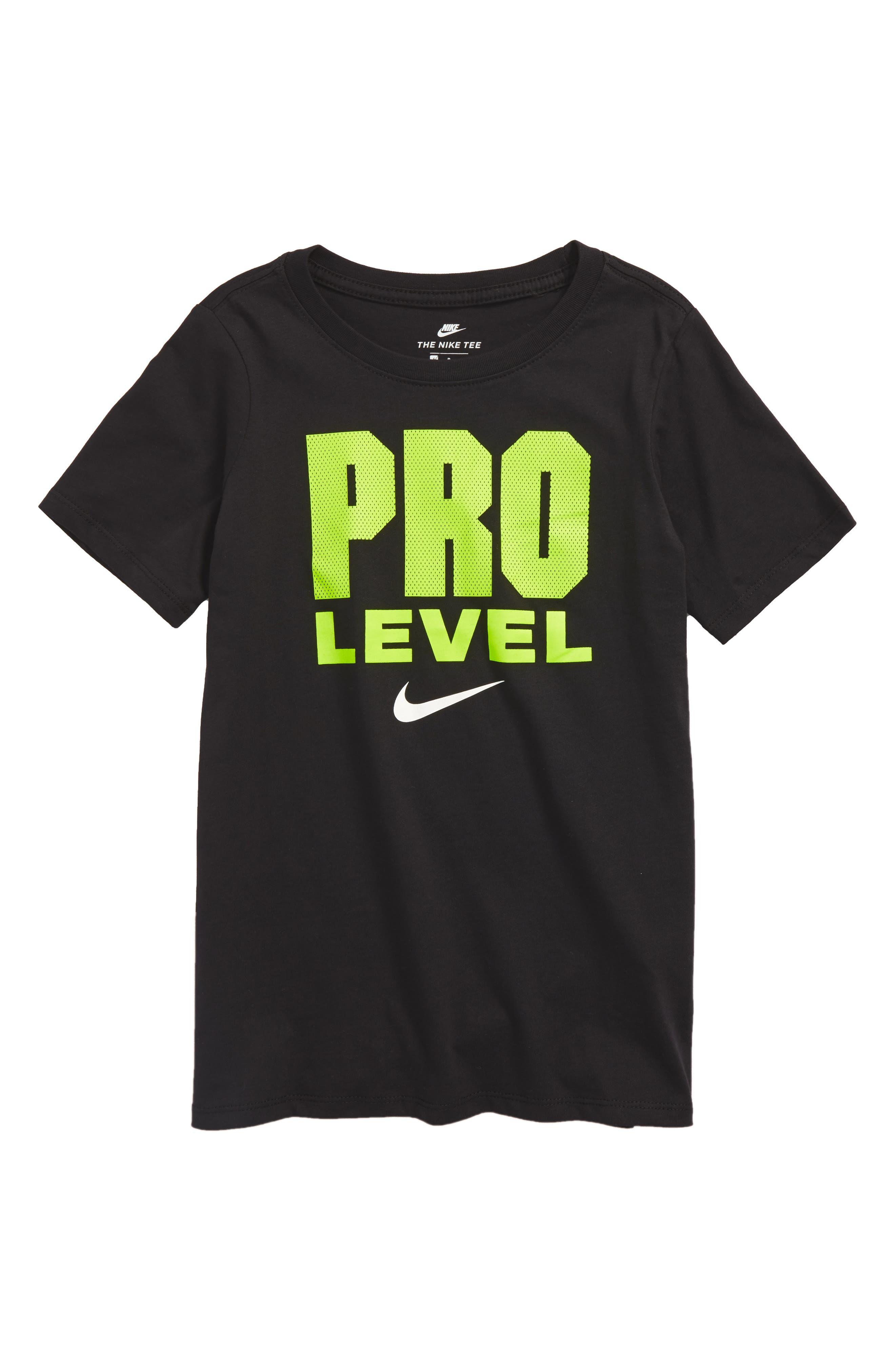 Pro Level T-Shirt,                             Main thumbnail 1, color,