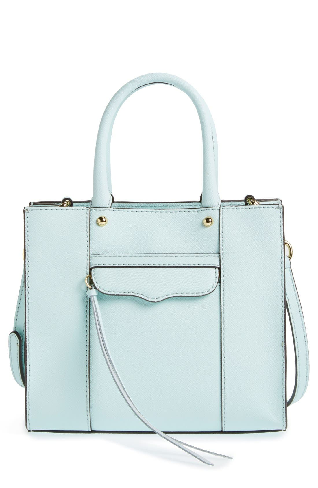 'Mini MAB Tote' Crossbody Bag,                             Main thumbnail 28, color,
