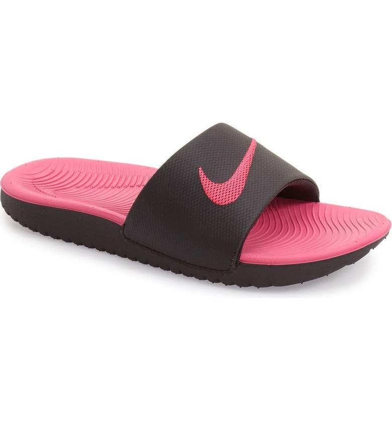 5e59d6767 Nike  Kawa  Slide Sandal (Toddler