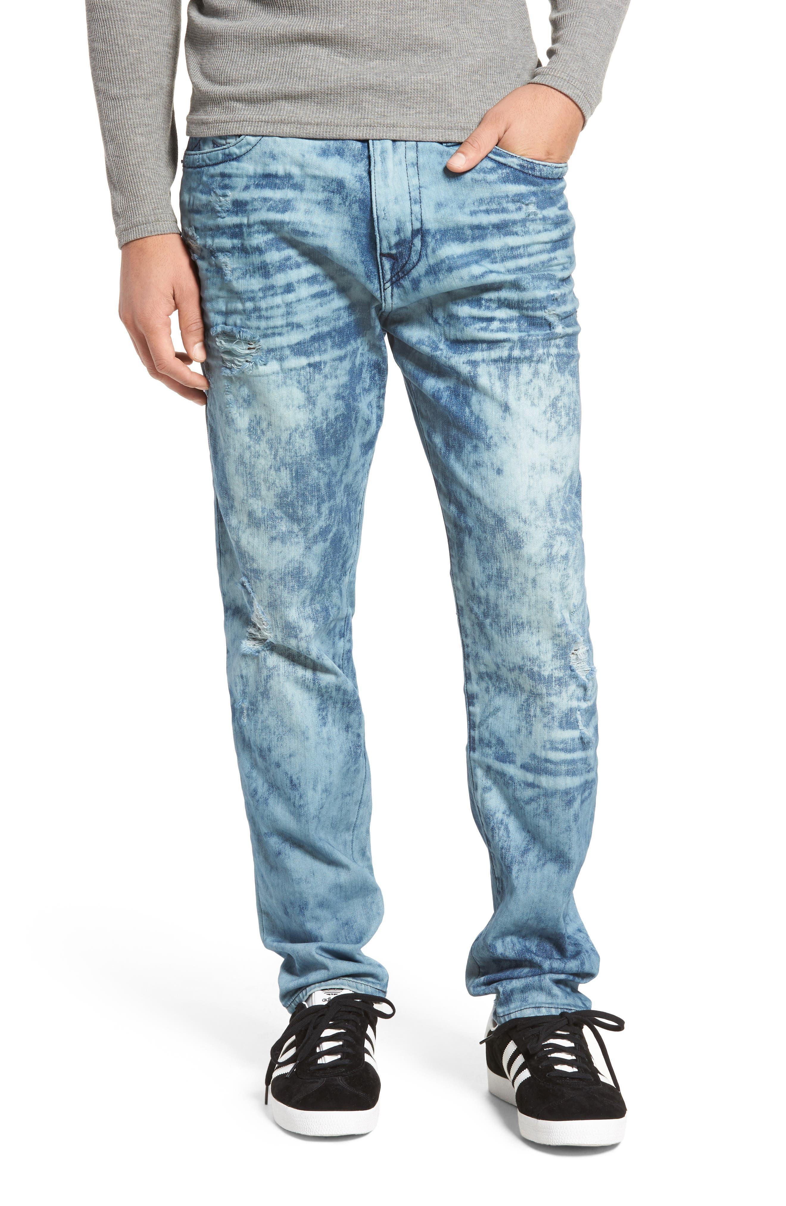 Mick Skinny Fit Jeans,                             Main thumbnail 1, color,                             401