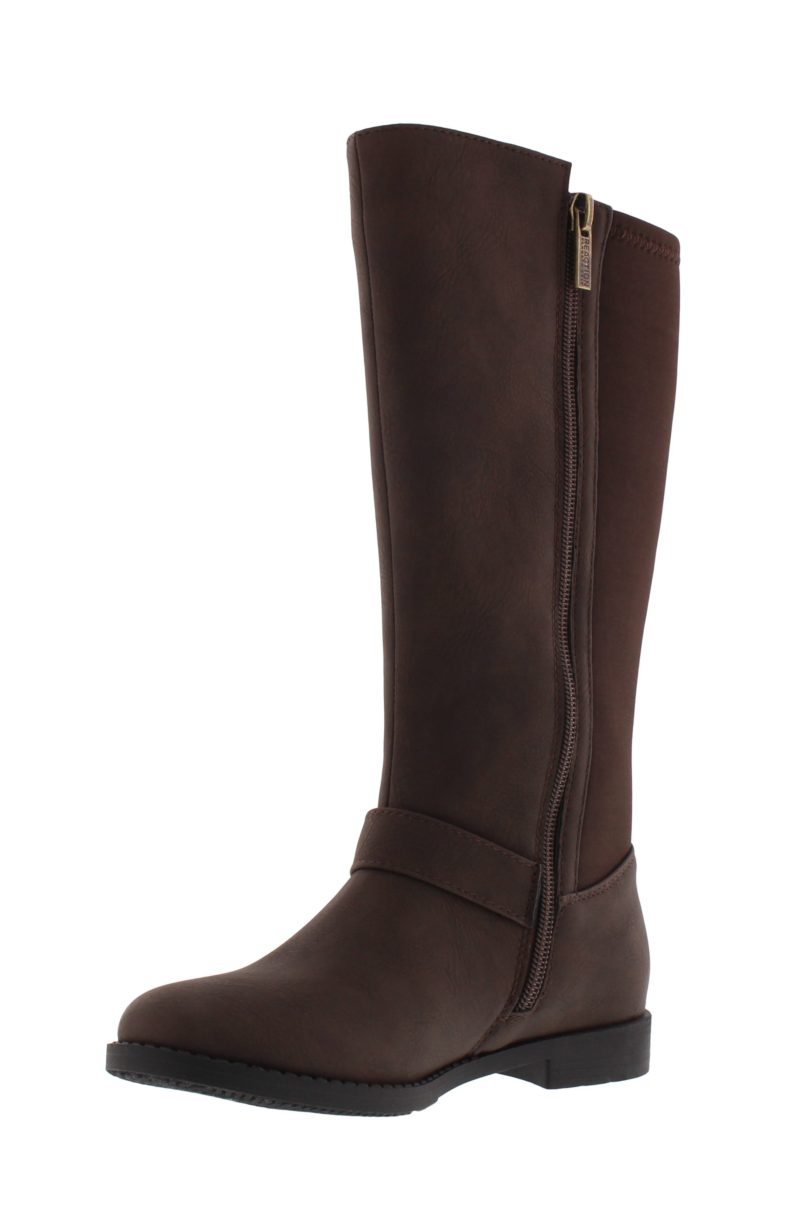 Kennedy Queen Boot,                             Main thumbnail 1, color,                             BROWN