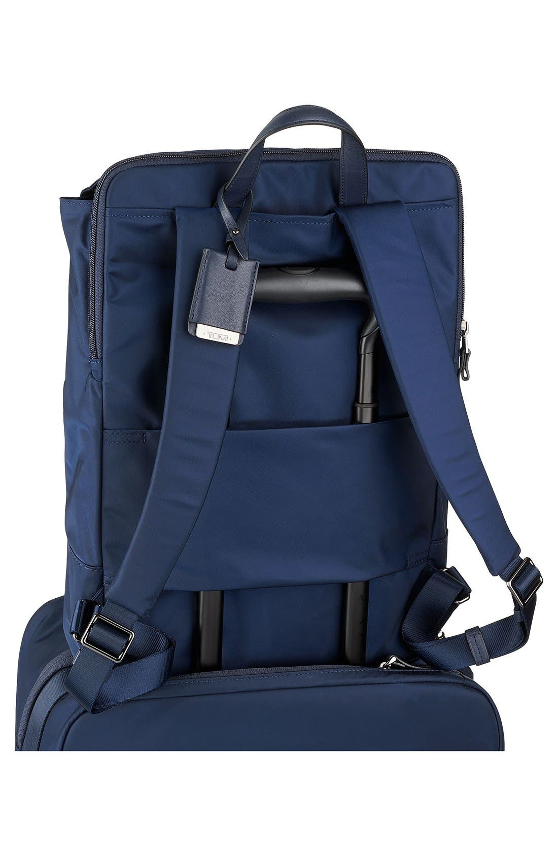 'Voyageur - Sacha' Flap Backpack,                             Alternate thumbnail 14, color,