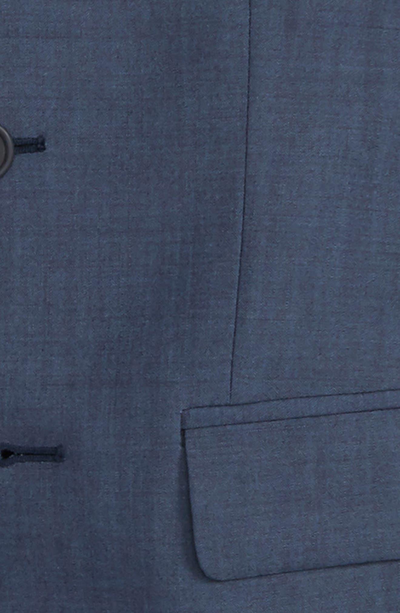 Wool Suit,                             Alternate thumbnail 2, color,                             422