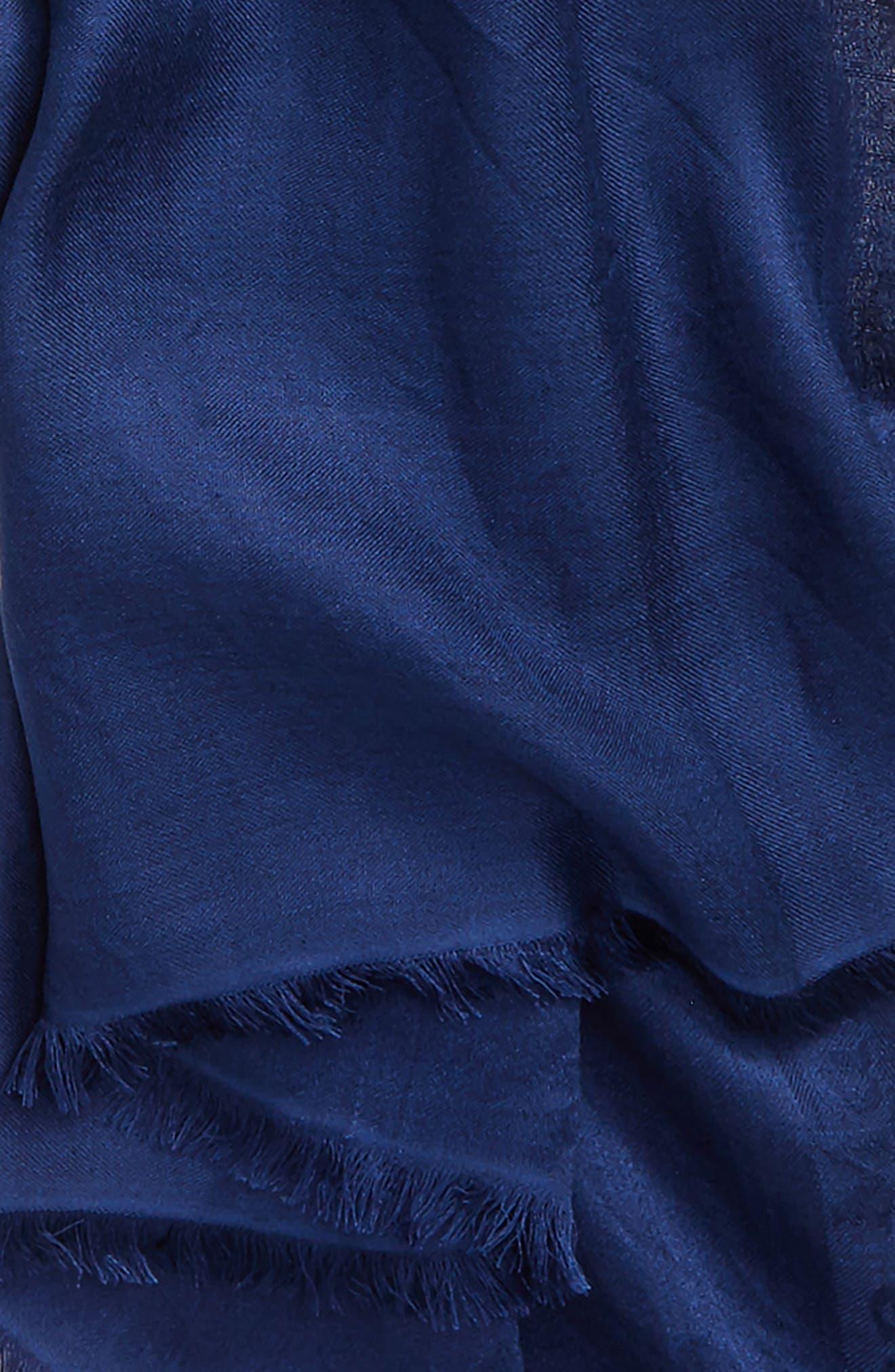 Upupa Silk Scarf,                             Alternate thumbnail 9, color,