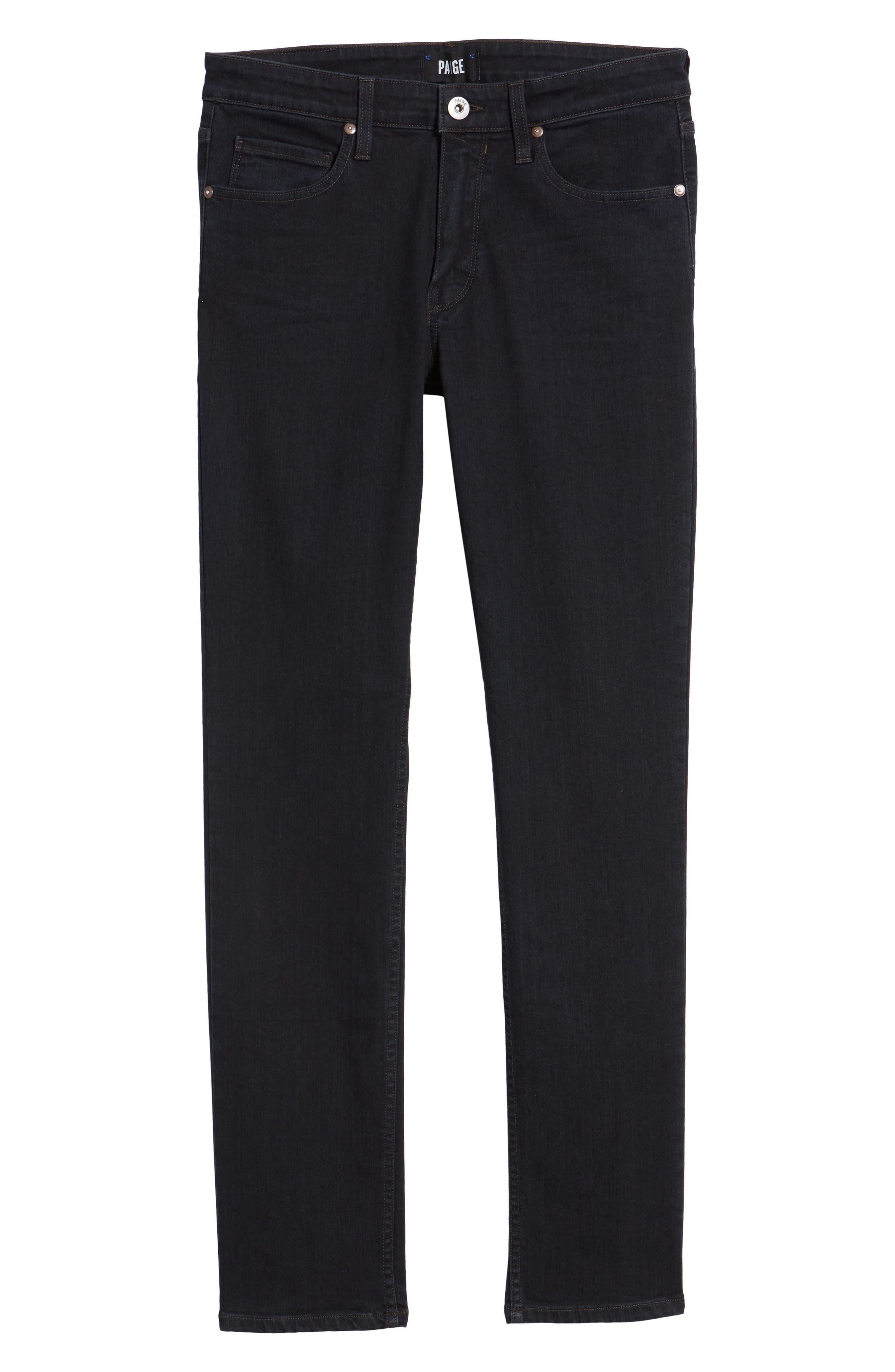 Lennox Slim Fit Jeans,                             Alternate thumbnail 6, color,                             TOMMY