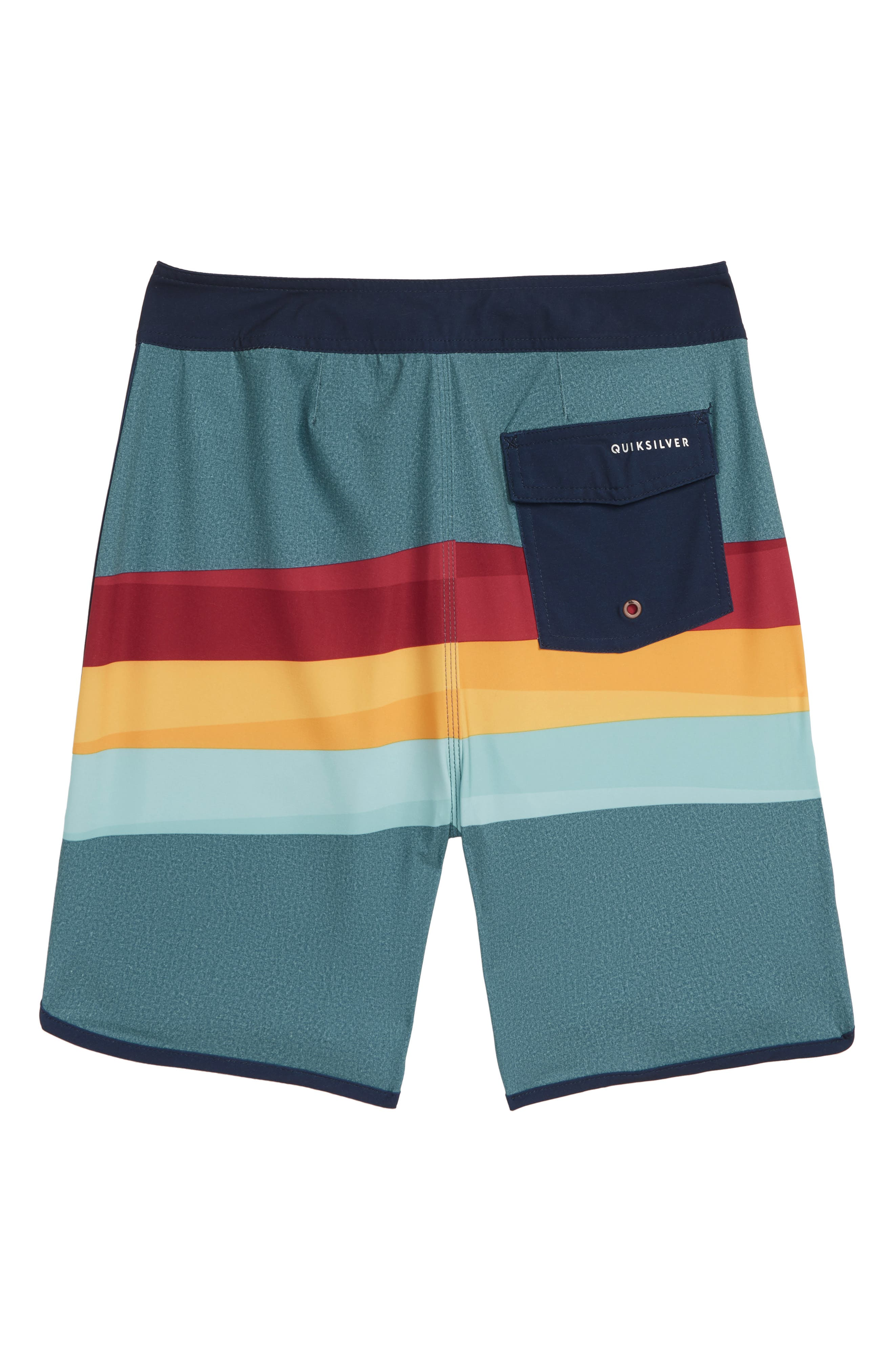 Highline Reverse Board Shorts,                             Alternate thumbnail 2, color,                             400