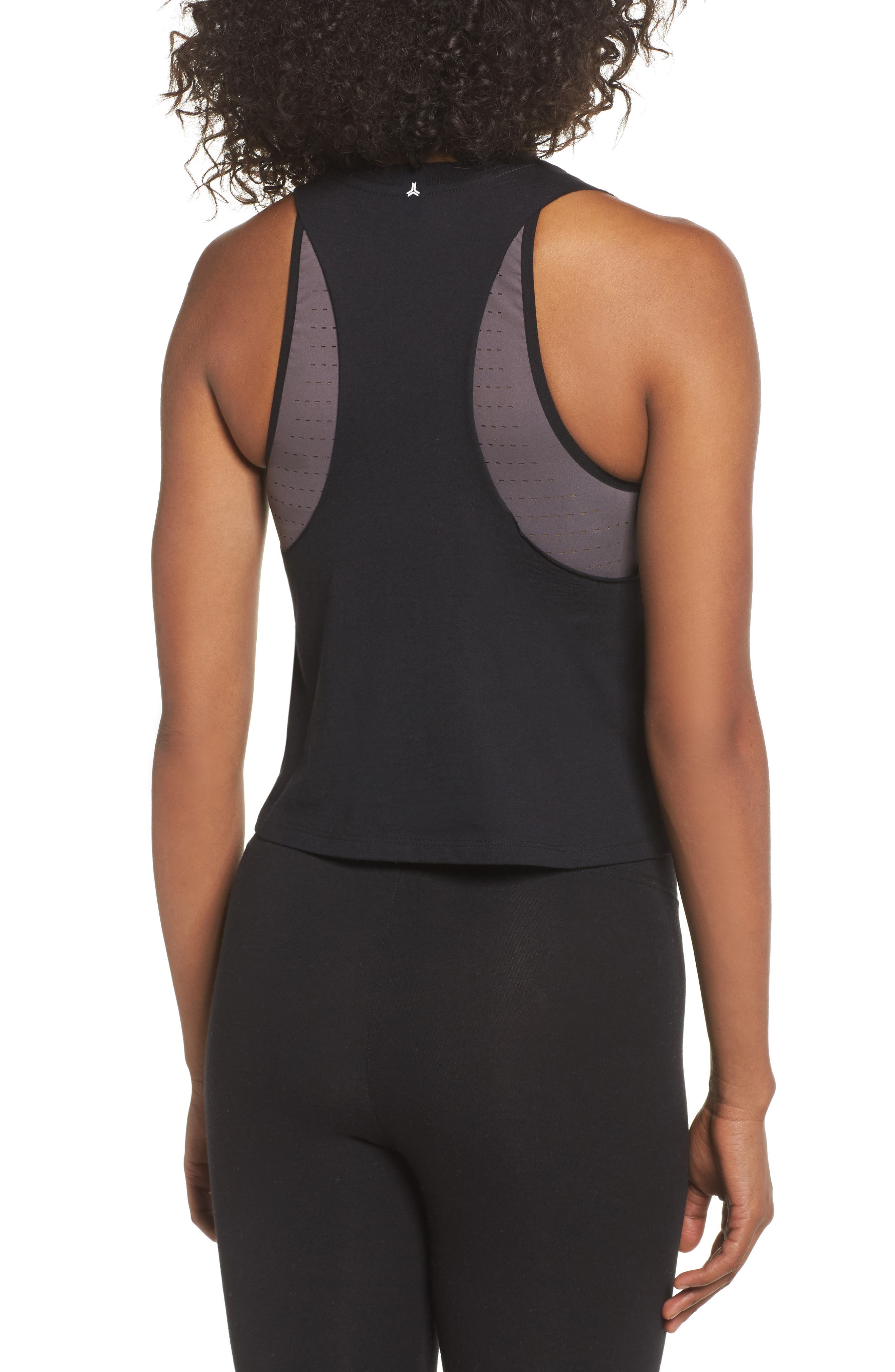 Stellar Racerback Tank,                             Alternate thumbnail 2, color,
