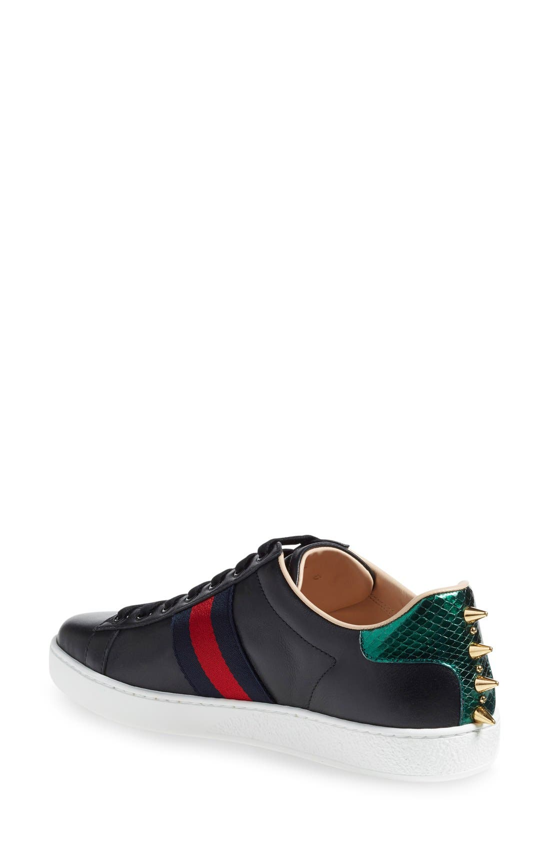 'New Ace' Low Top Sneaker,                             Alternate thumbnail 22, color,
