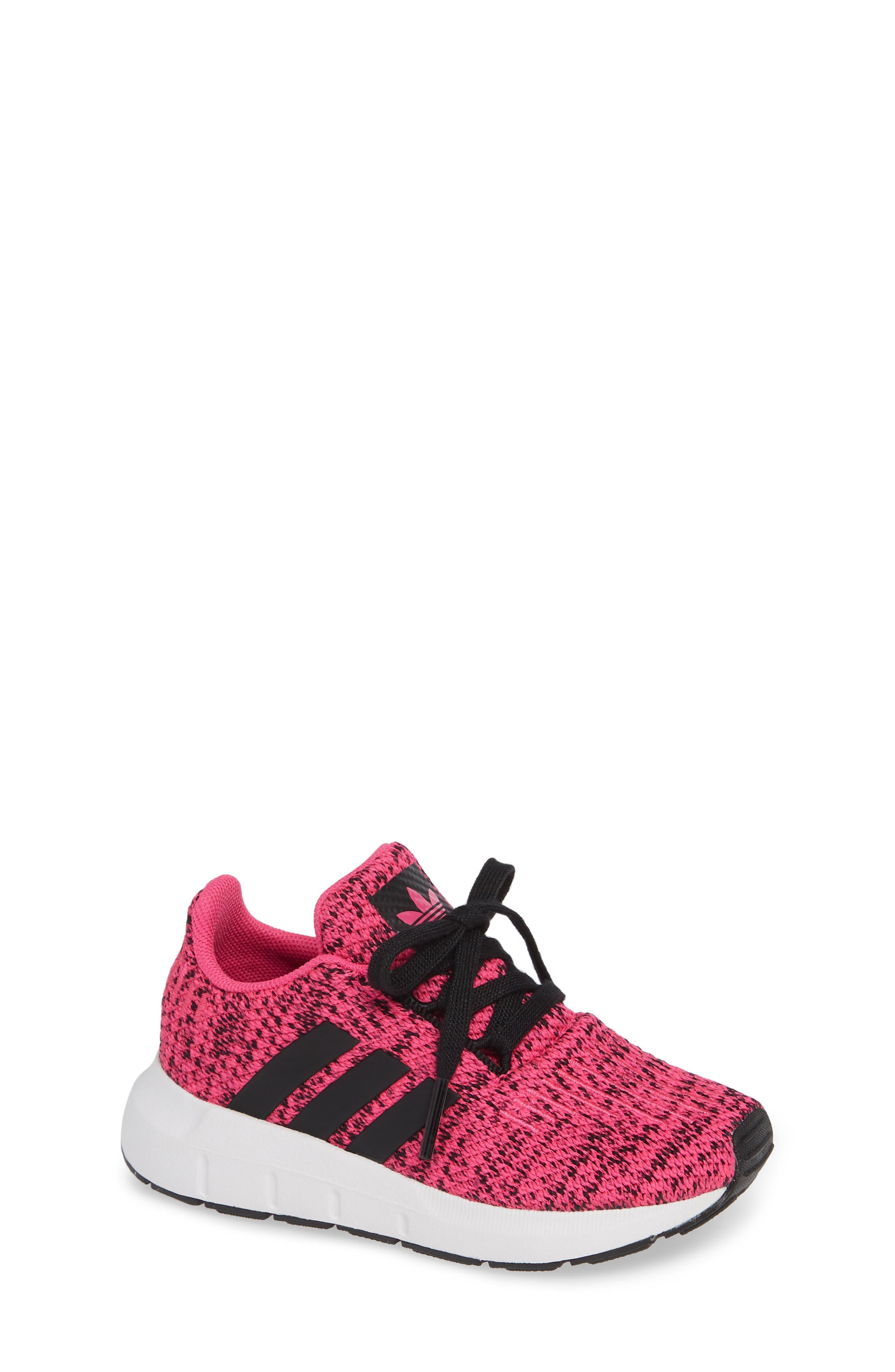 Toddler Adidas Swift Run J Sneaker Size 25 M  Pink