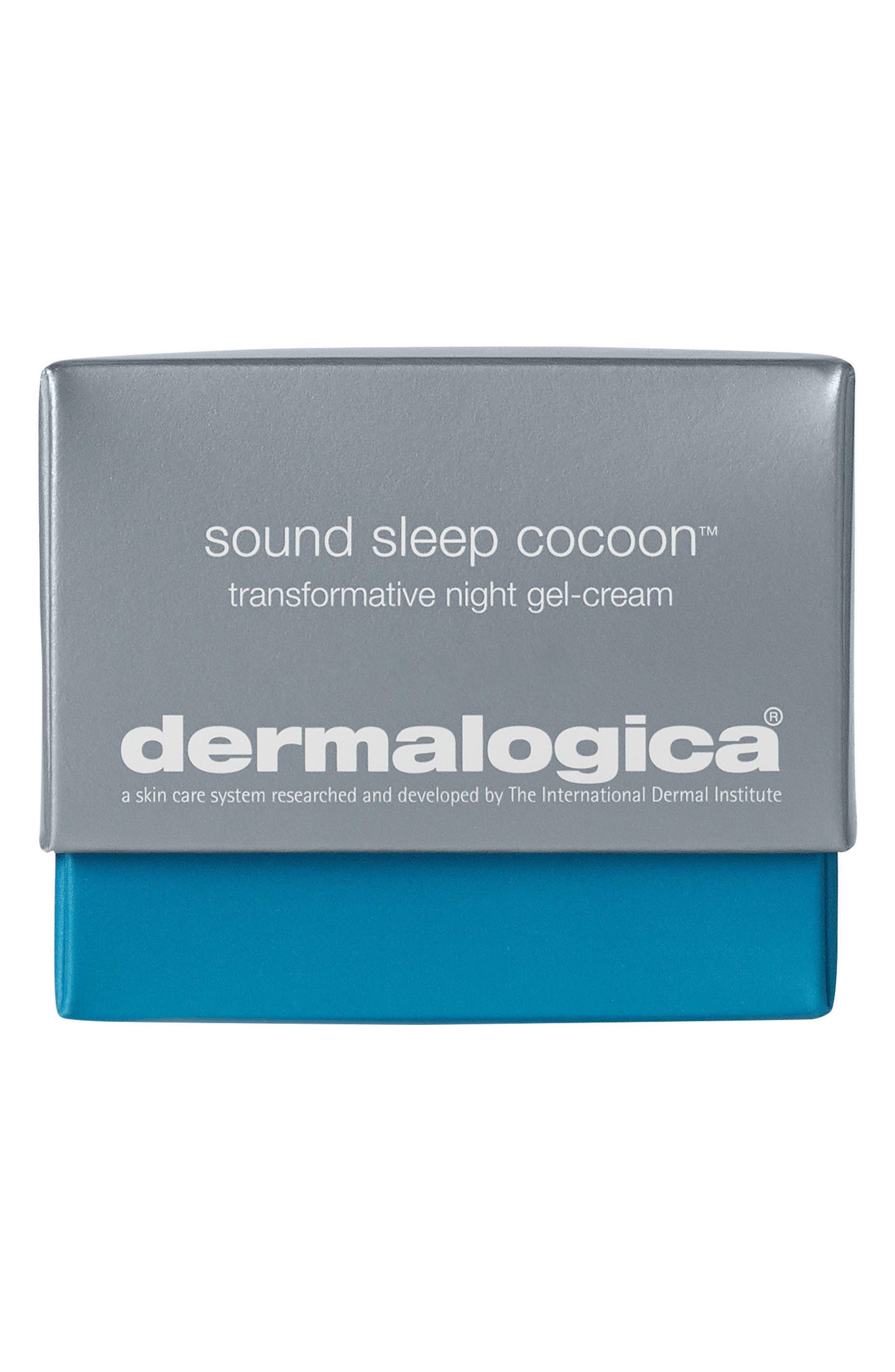 Sound Sleep Cocoon Transformative Night Gel-Cream,                             Alternate thumbnail 2, color,                             NO COLOR