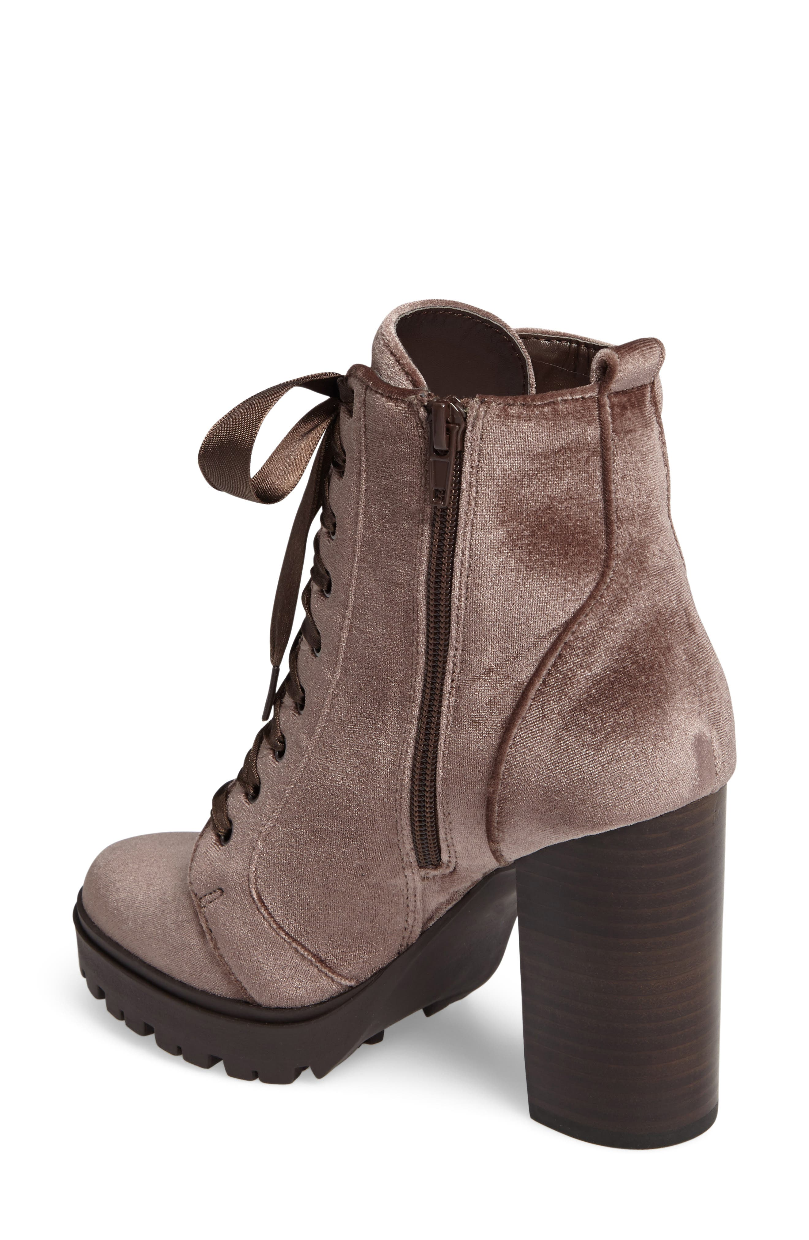 Laurie Platform Bootie,                             Alternate thumbnail 12, color,