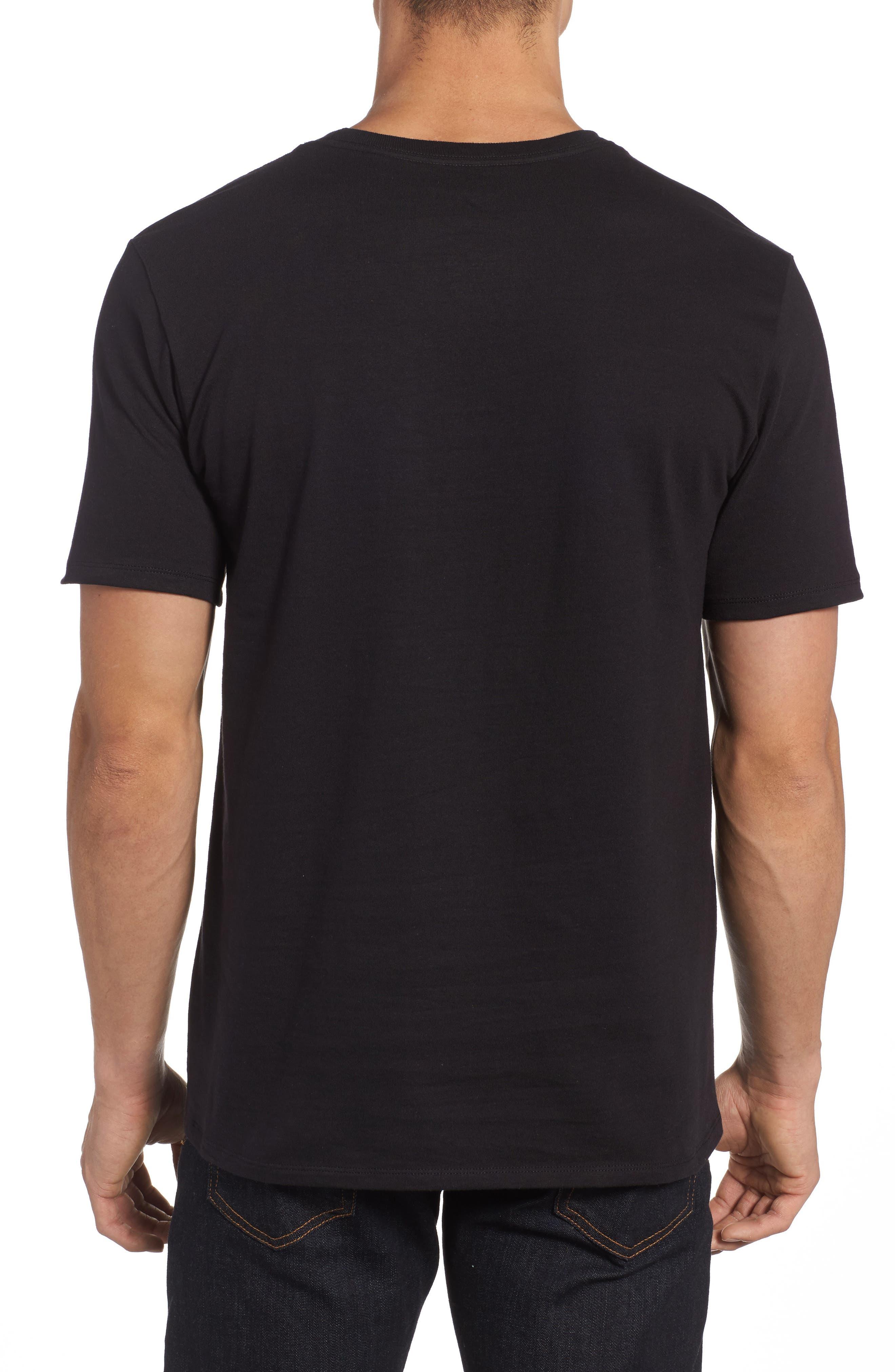 x Pendleton Pocket T-Shirt,                             Alternate thumbnail 2, color,                             010