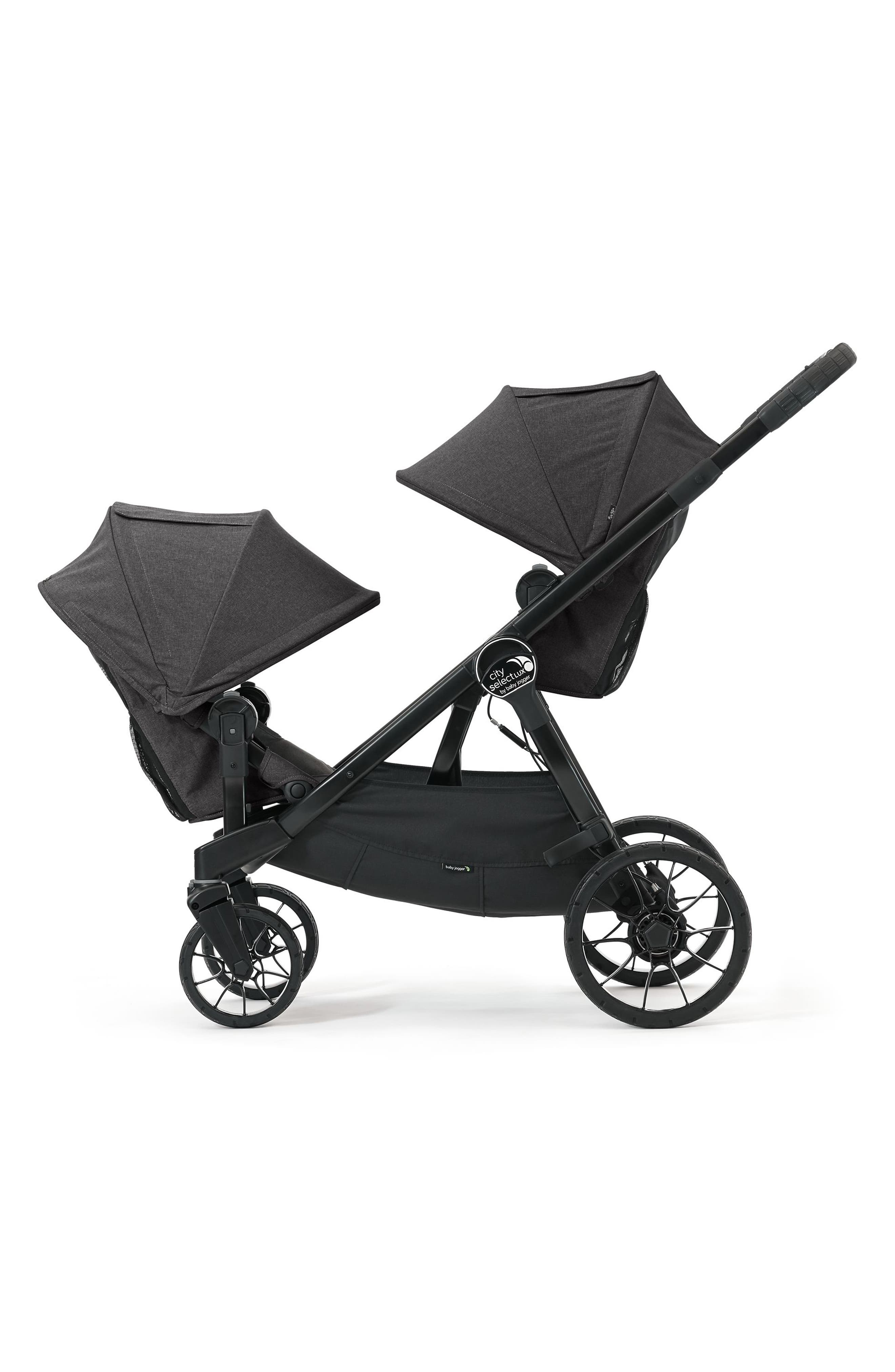 City Select<sup>®</sup> LUX Stroller with Second Seat,                             Alternate thumbnail 2, color,                             001