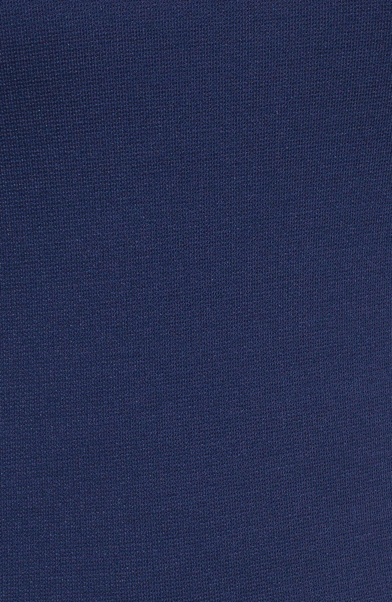Long Sleeve Midi Dress,                             Alternate thumbnail 10, color,