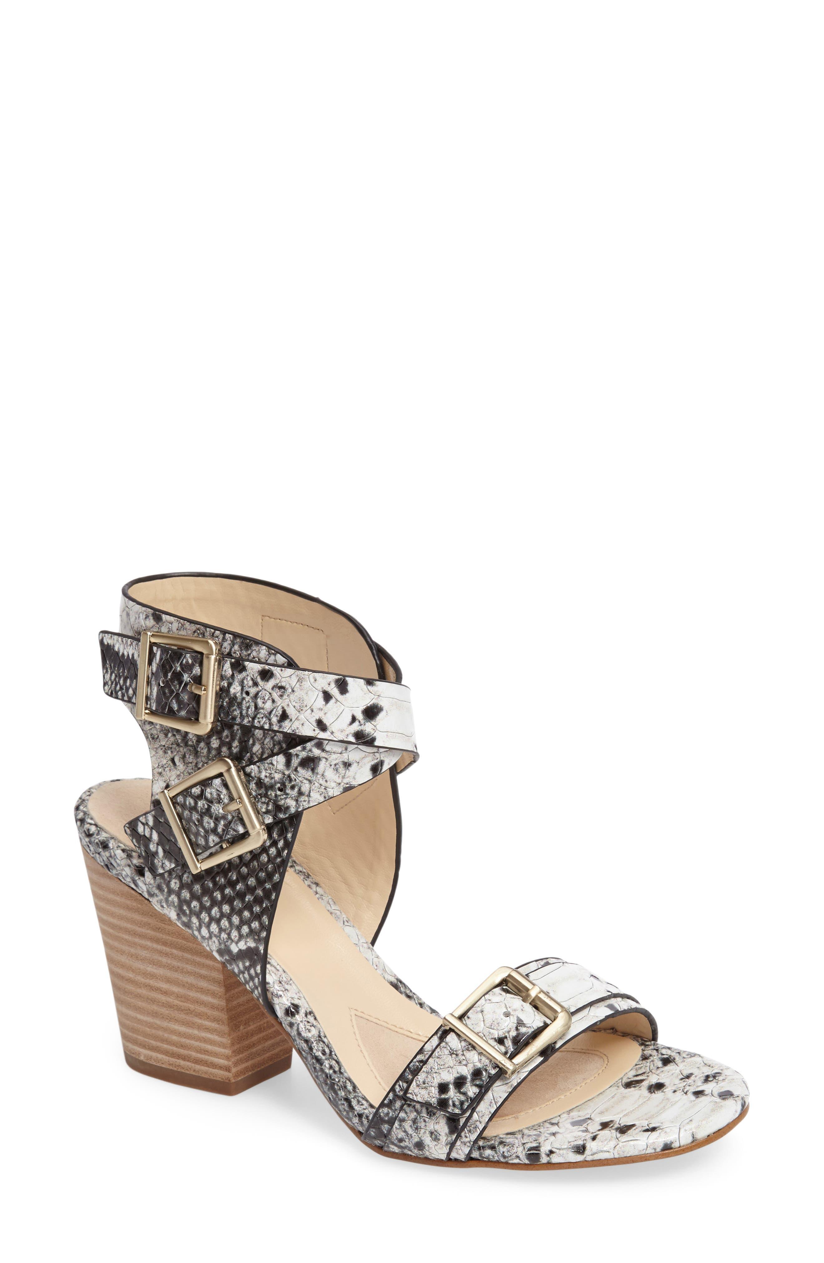 'Lissandra II' Sandal,                             Main thumbnail 1, color,                             001
