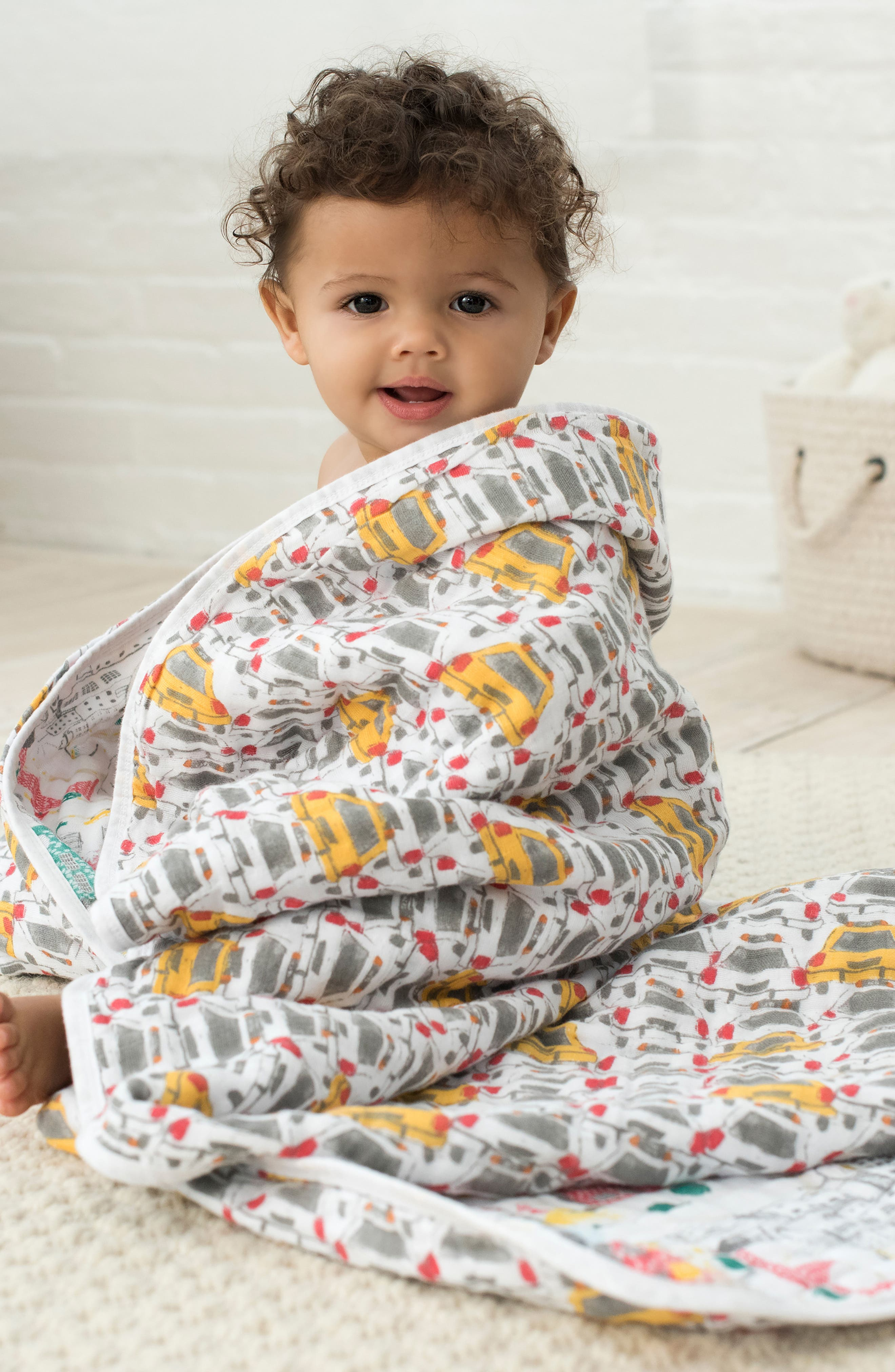 ADEN + ANAIS,                             White Label City Living Classic Dream Blanket<sup>™</sup>,                             Alternate thumbnail 3, color,                             CITY LIVING