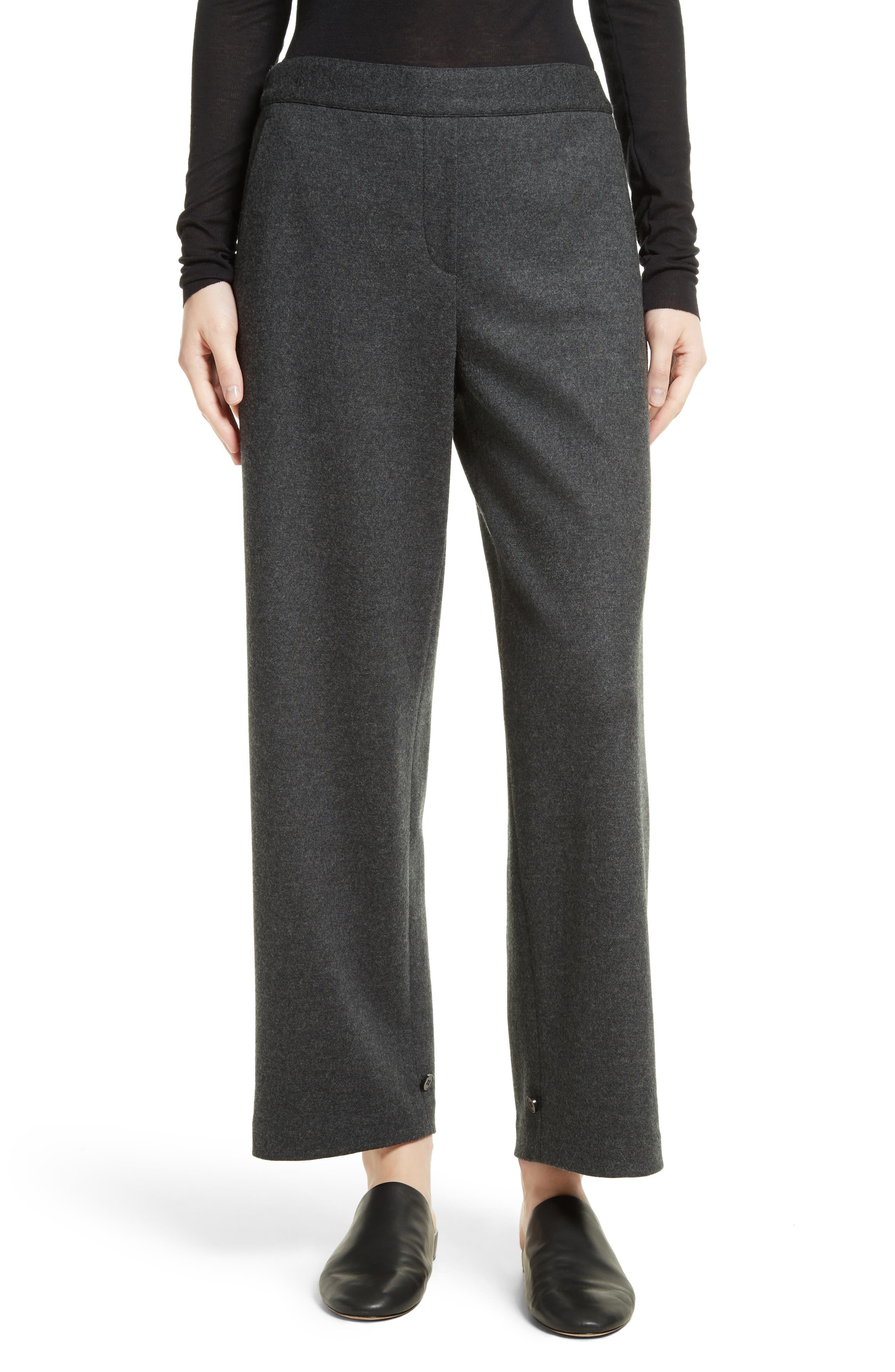Genie Flannel Knit Pants,                             Main thumbnail 1, color,                             029
