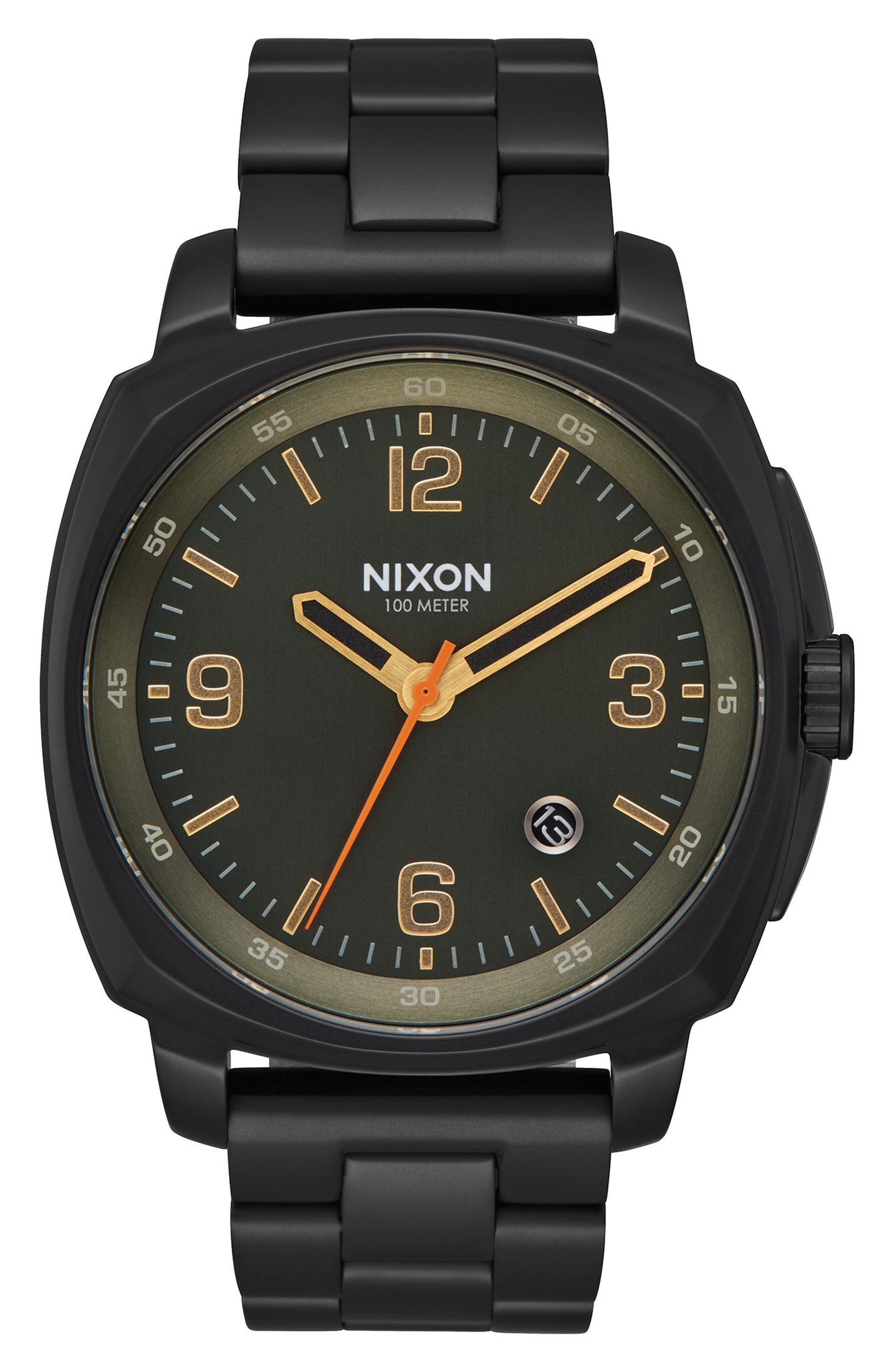 Charger Bracelet Watch, 42mm,                             Main thumbnail 1, color,                             003