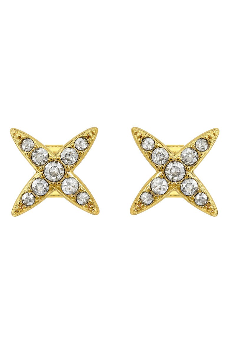 Adore 4-POINT STAR STUD EARRINGS
