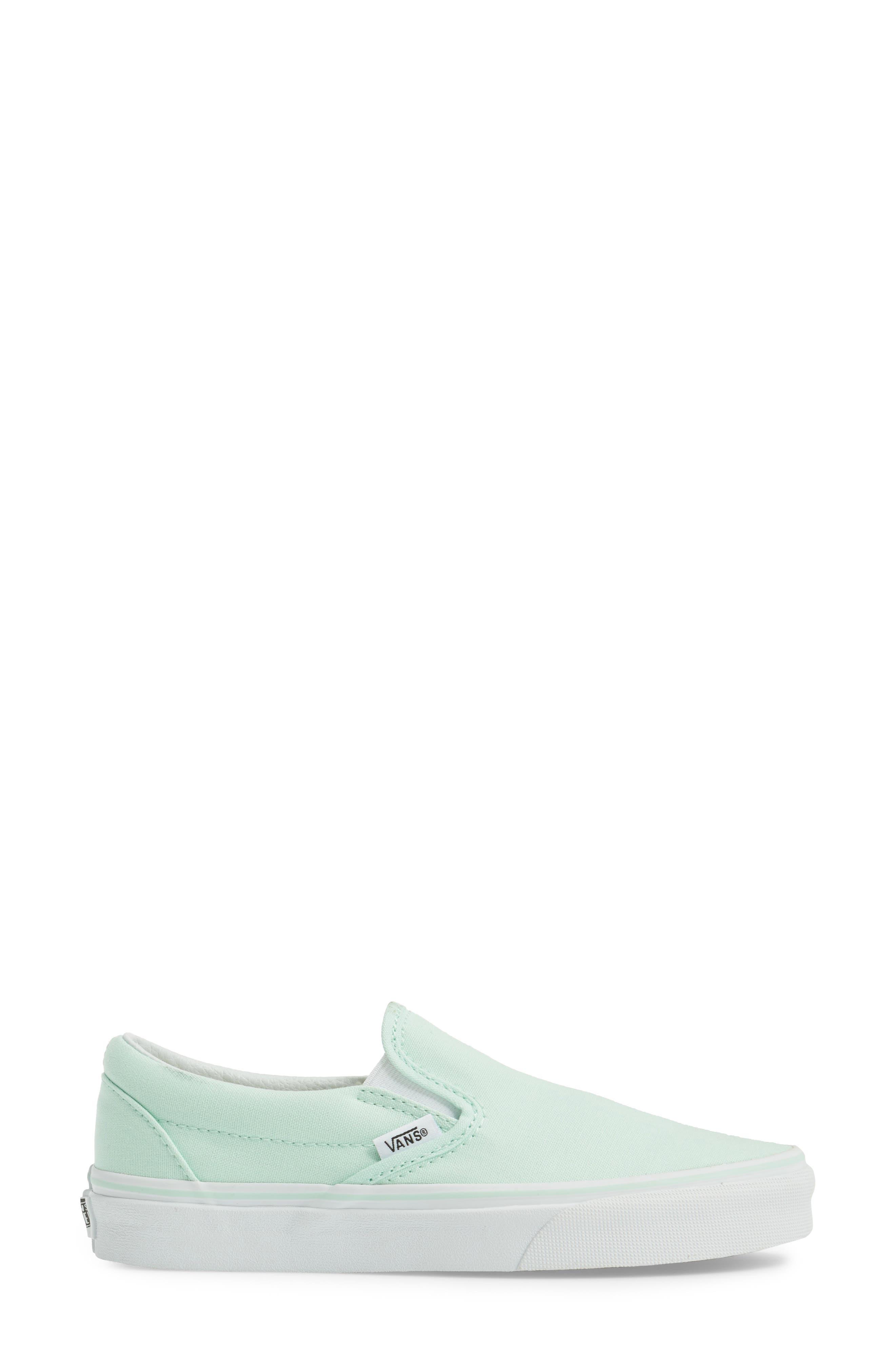 Classic Slip-On Sneaker,                             Alternate thumbnail 243, color,