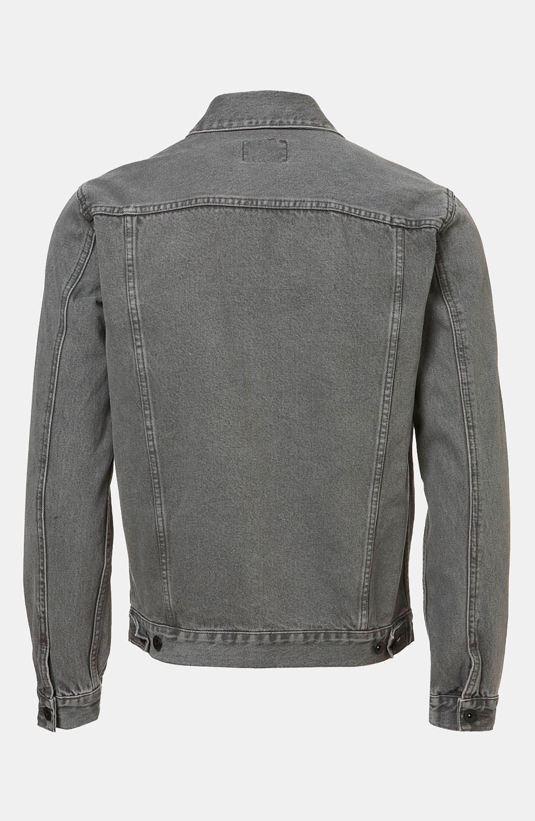 'Dyder' Denim Jacket,                             Alternate thumbnail 2, color,