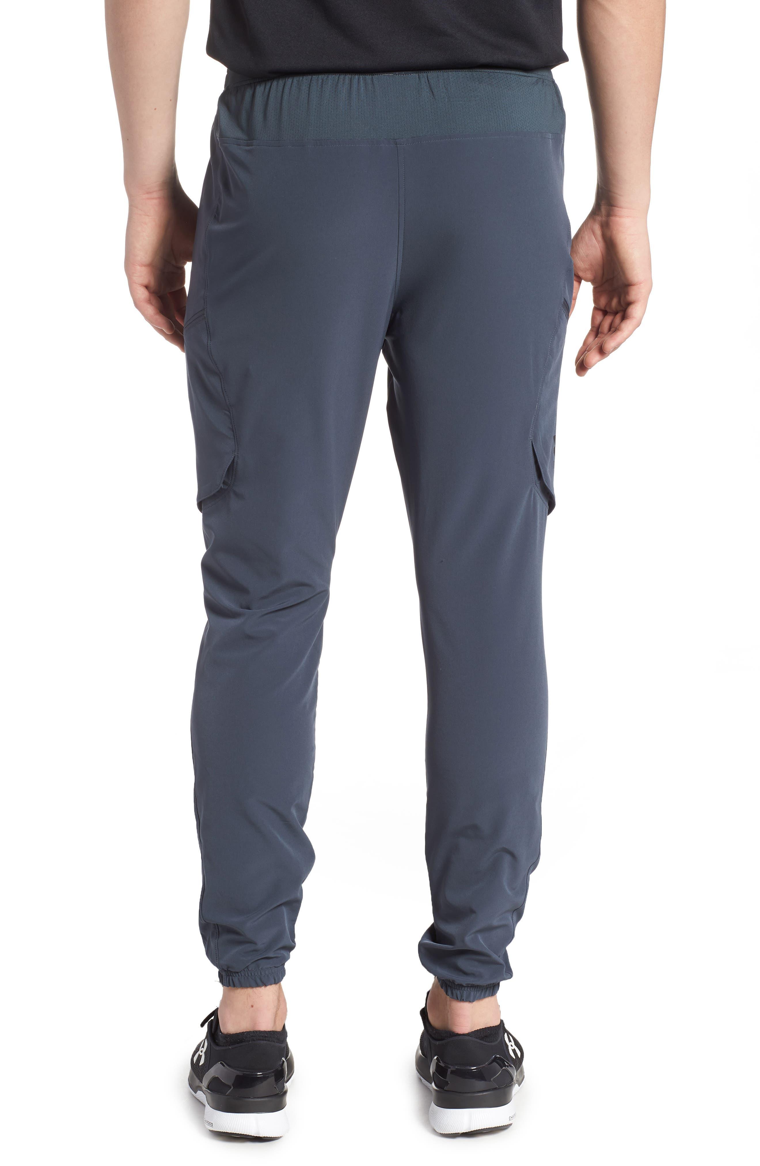 Perpetual Cargo Jogger Pants,                             Alternate thumbnail 2, color,                             STEALTH GRAY/ BLACK
