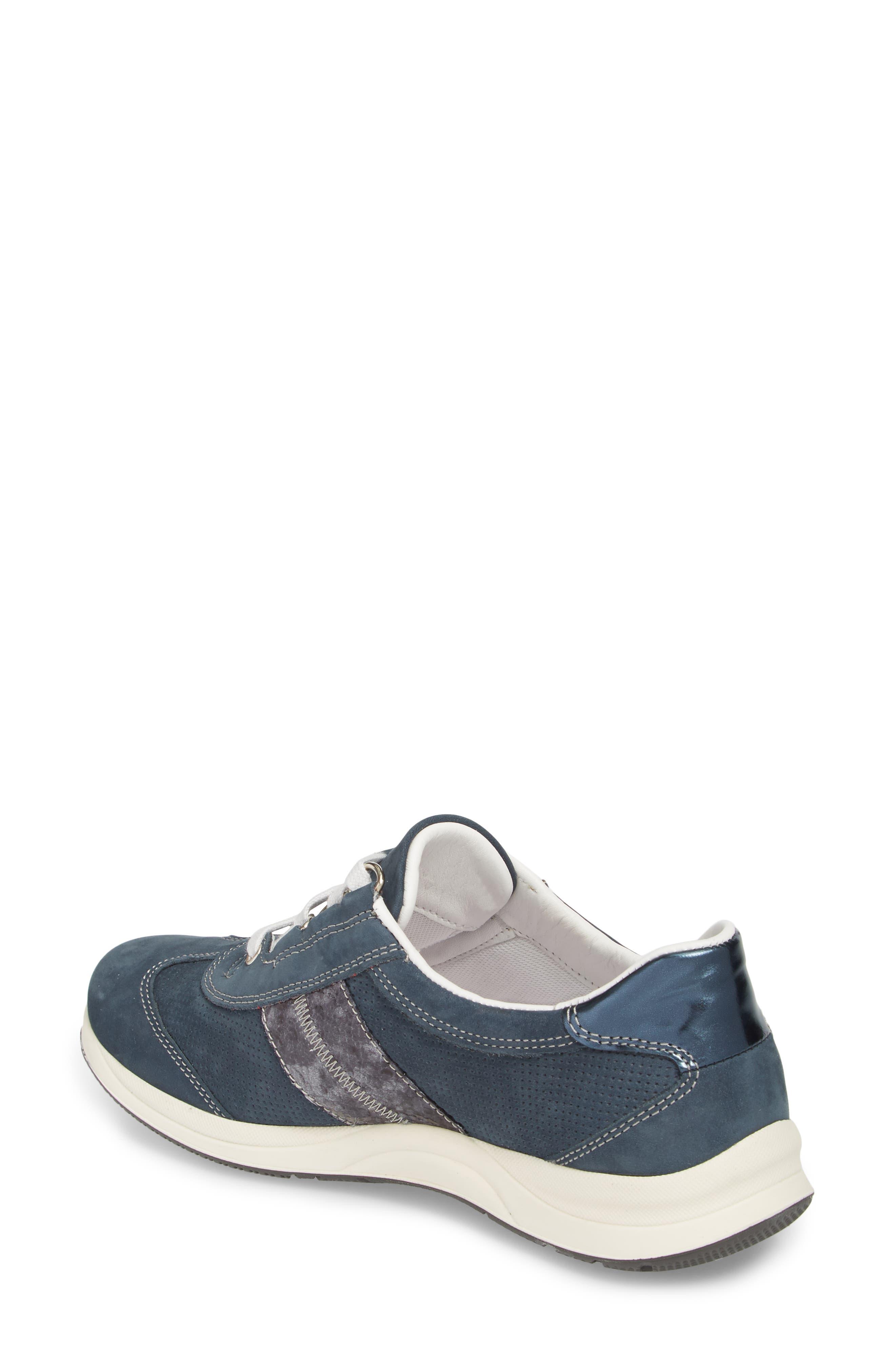 Laser Perforated Walking Shoe,                             Alternate thumbnail 11, color,