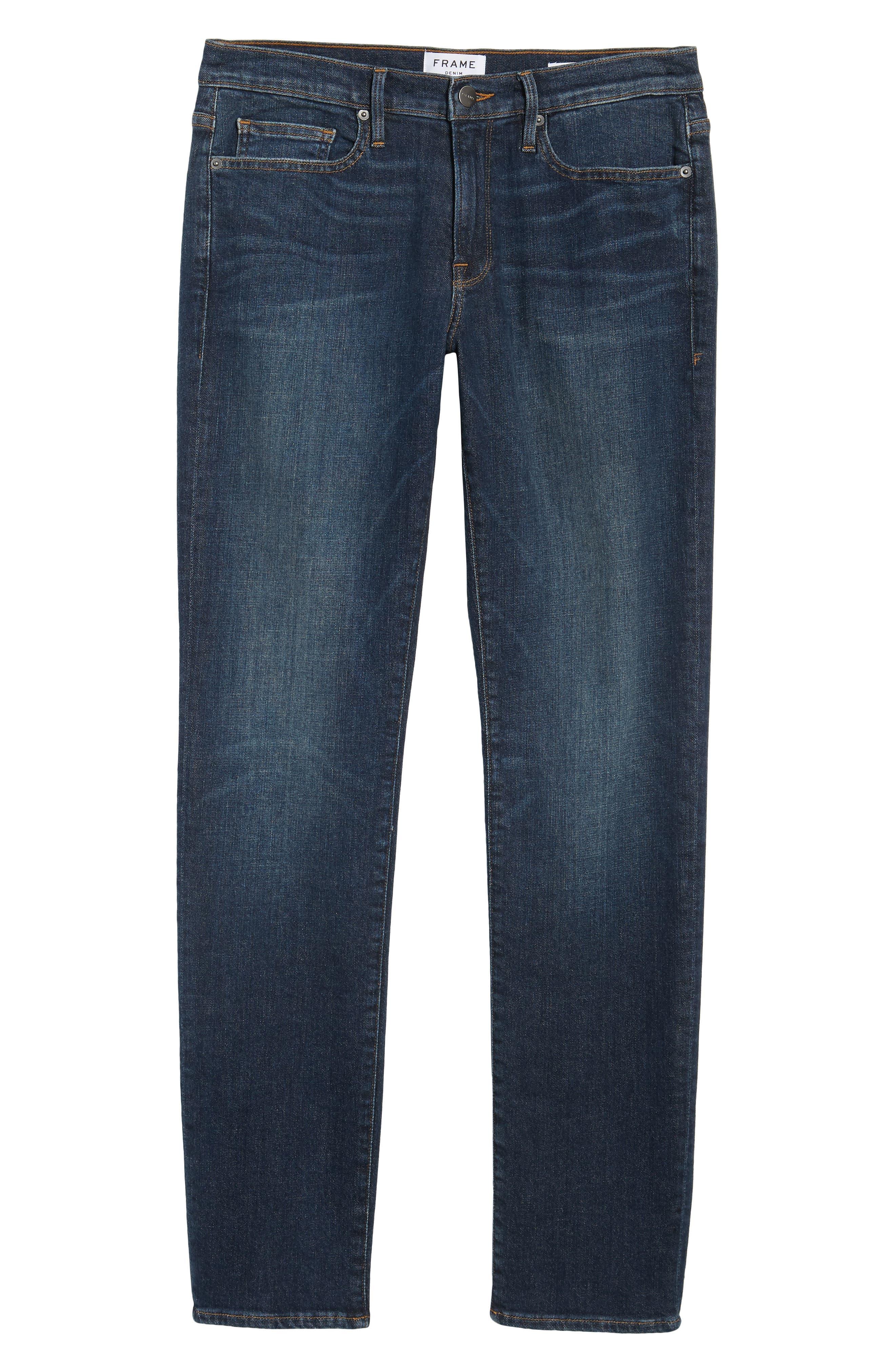 L'Homme Slim Fit Jeans,                             Alternate thumbnail 6, color,                             JOSHUA TREE
