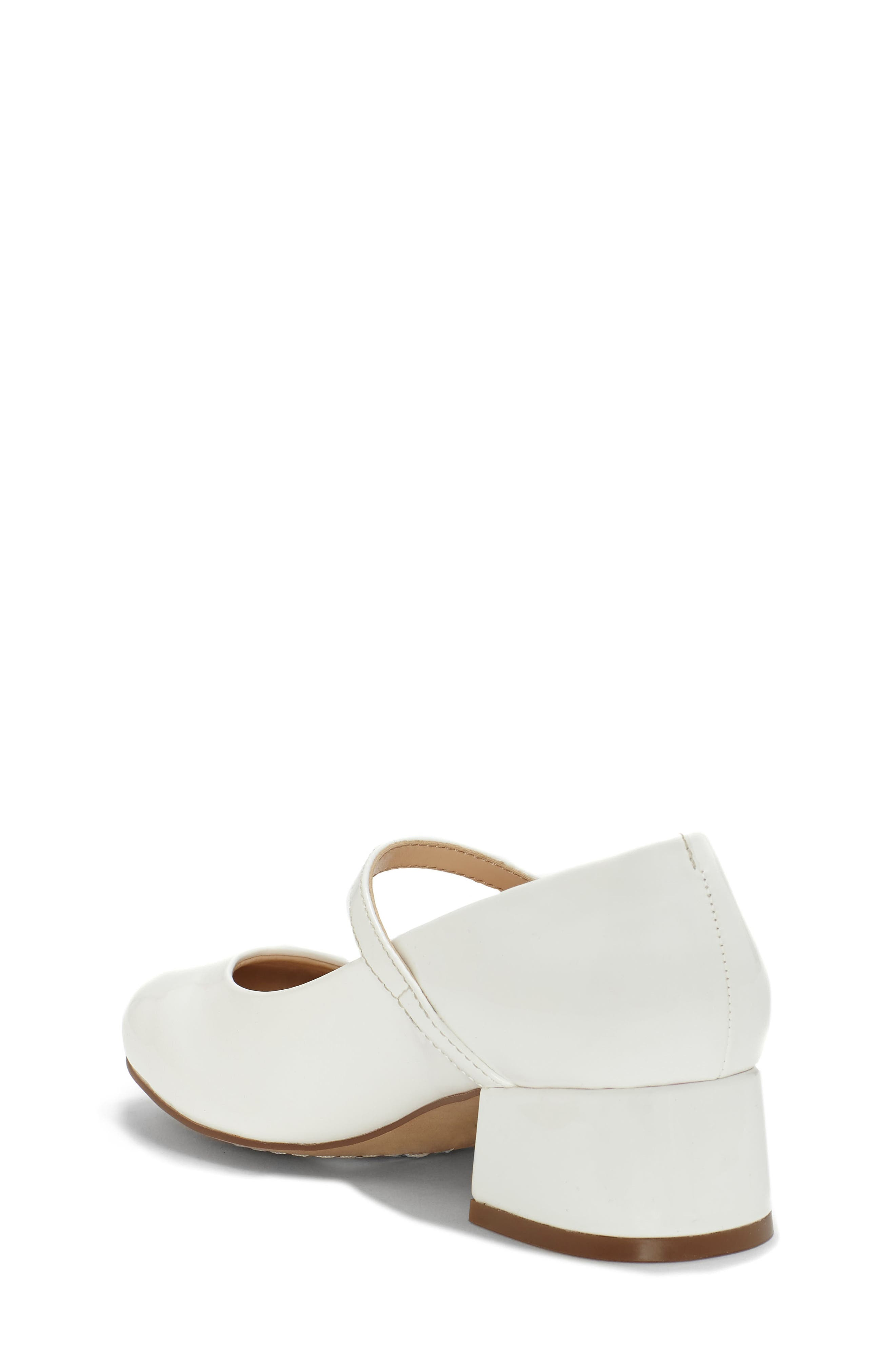 VINCE CAMUTO,                             Brenna Mary Jane Pump,                             Alternate thumbnail 2, color,                             WHITE