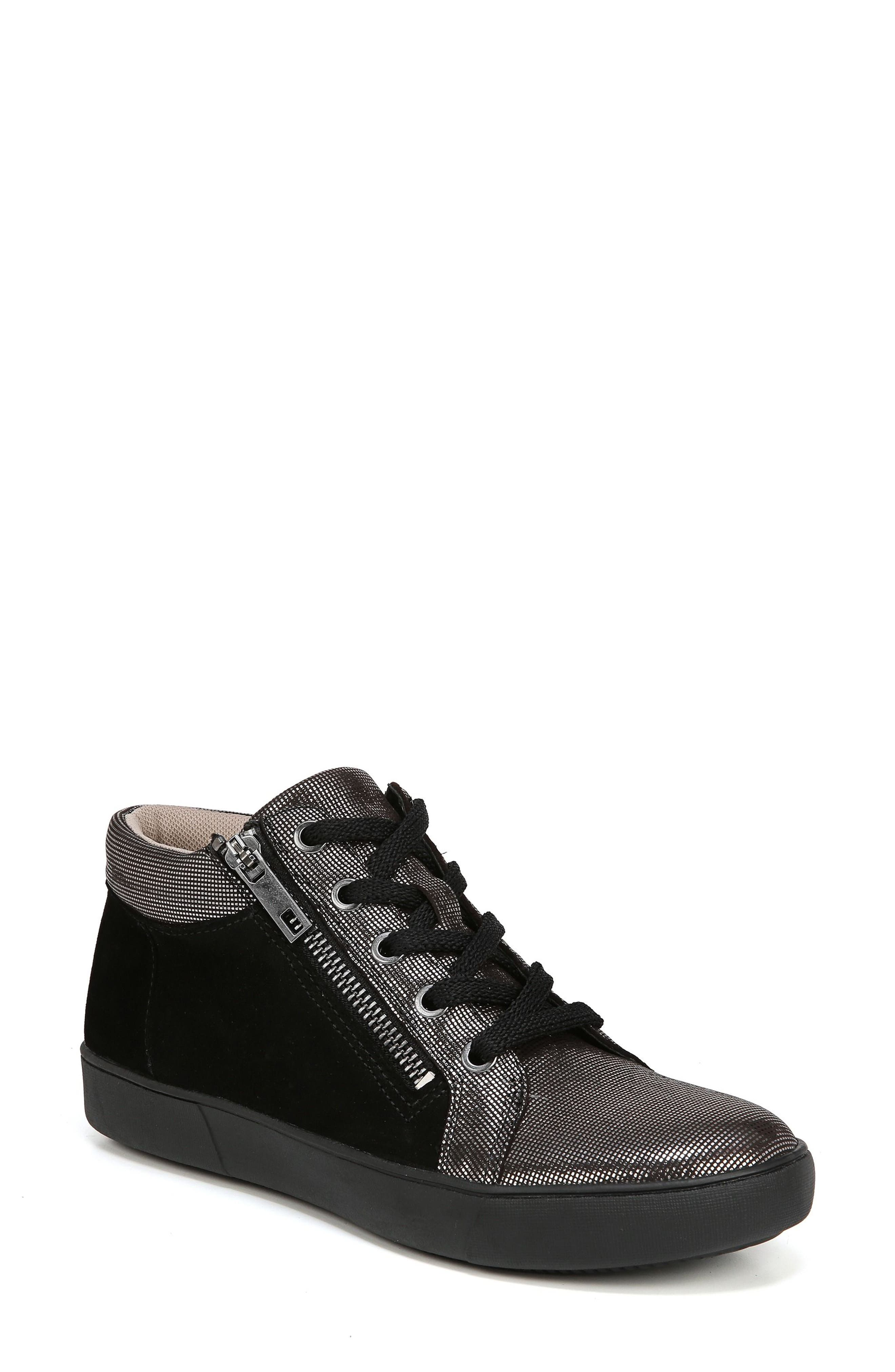 Motley Sneaker,                             Alternate thumbnail 7, color,                             PEWTER SUEDE