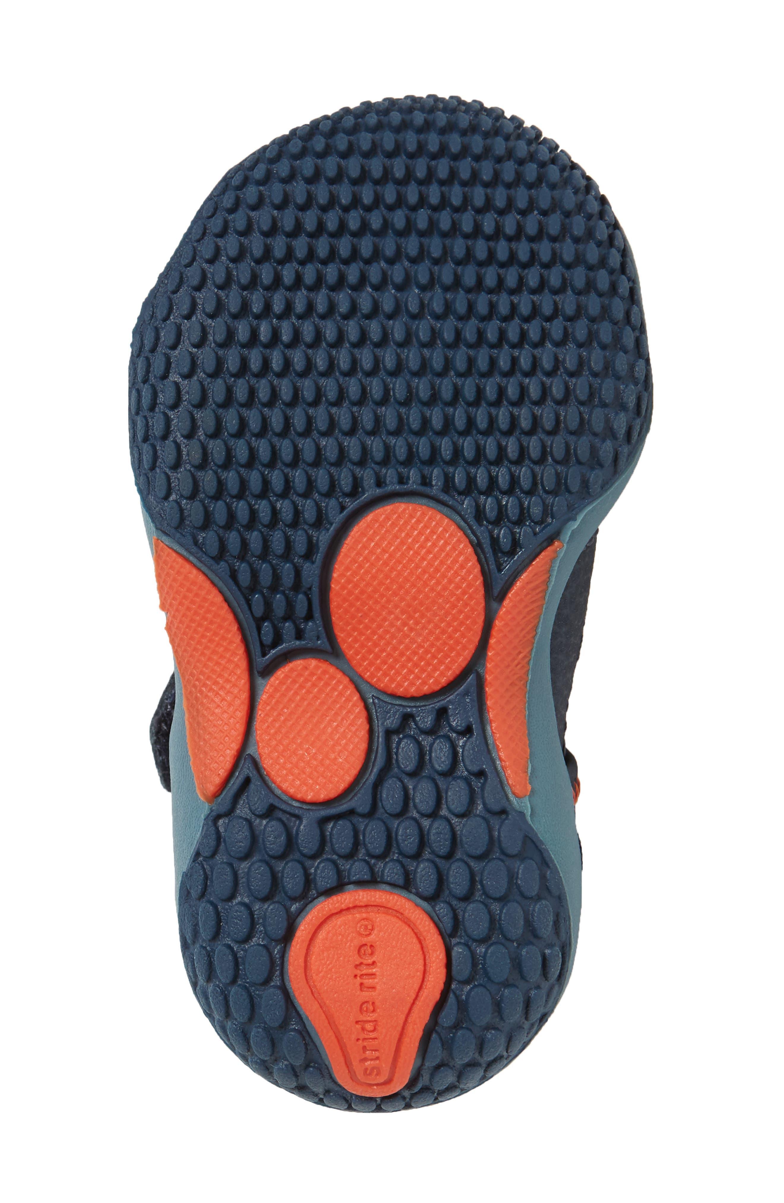 Baby Riff Sport Sandal,                             Alternate thumbnail 4, color,                             499