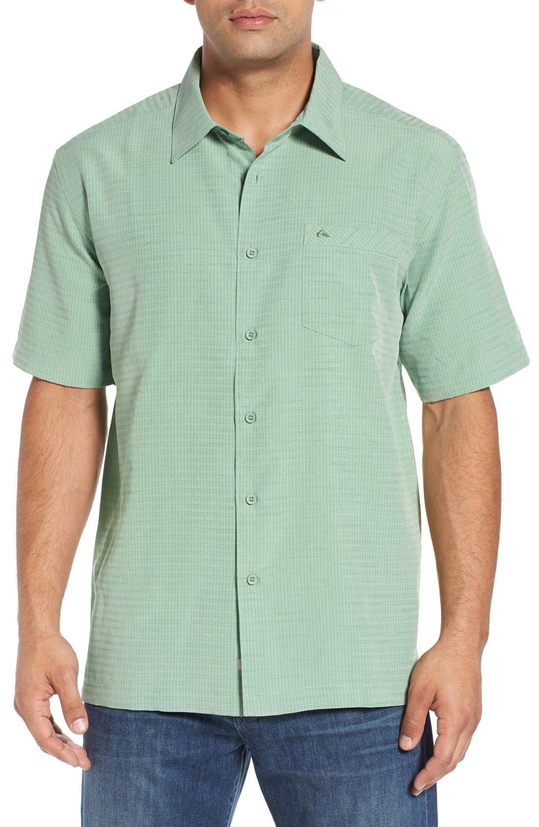 'Centinela 4' Short Sleeve Sport Shirt,                             Main thumbnail 10, color,