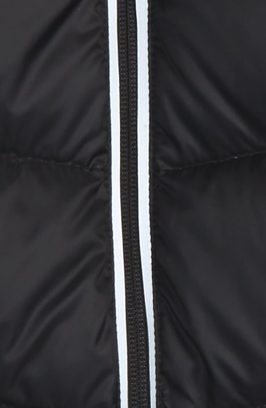 'Madeline' Hooded Down Jacket,                             Alternate thumbnail 2, color,                             001